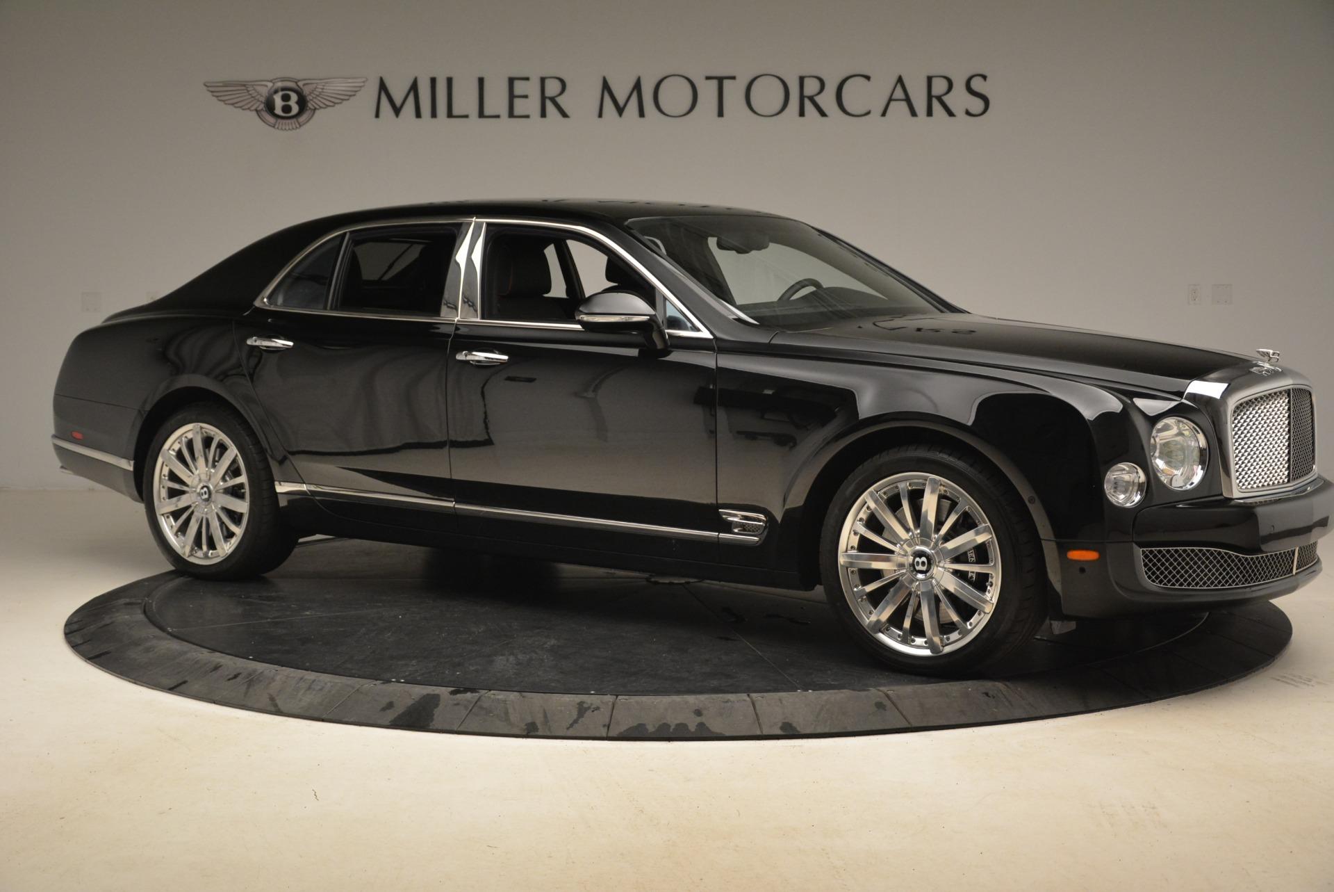Used 2016 Bentley Mulsanne  For Sale In Greenwich, CT. Alfa Romeo of Greenwich, 7355 2189_p11