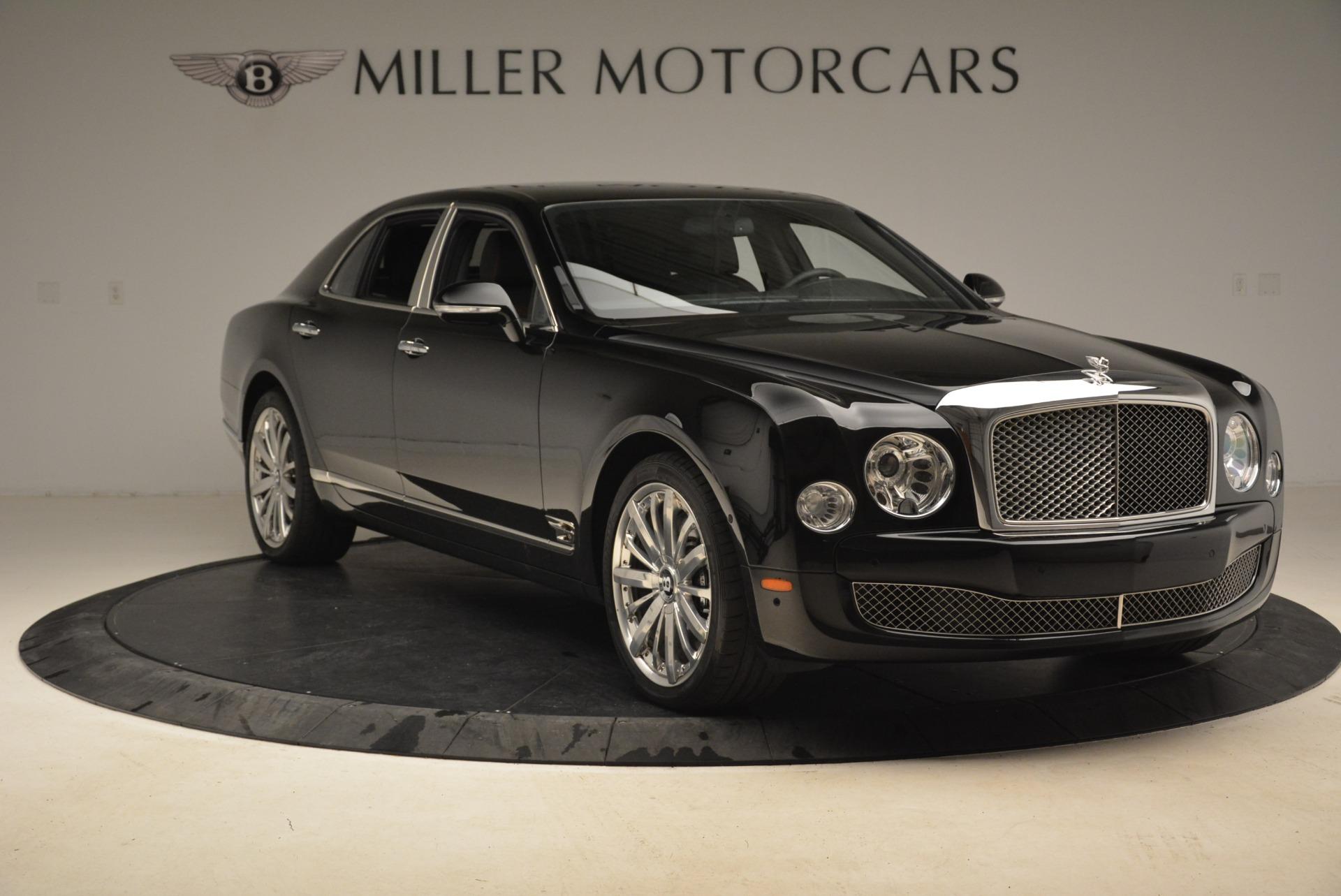 Used 2016 Bentley Mulsanne  For Sale In Greenwich, CT. Alfa Romeo of Greenwich, 7355 2189_p12
