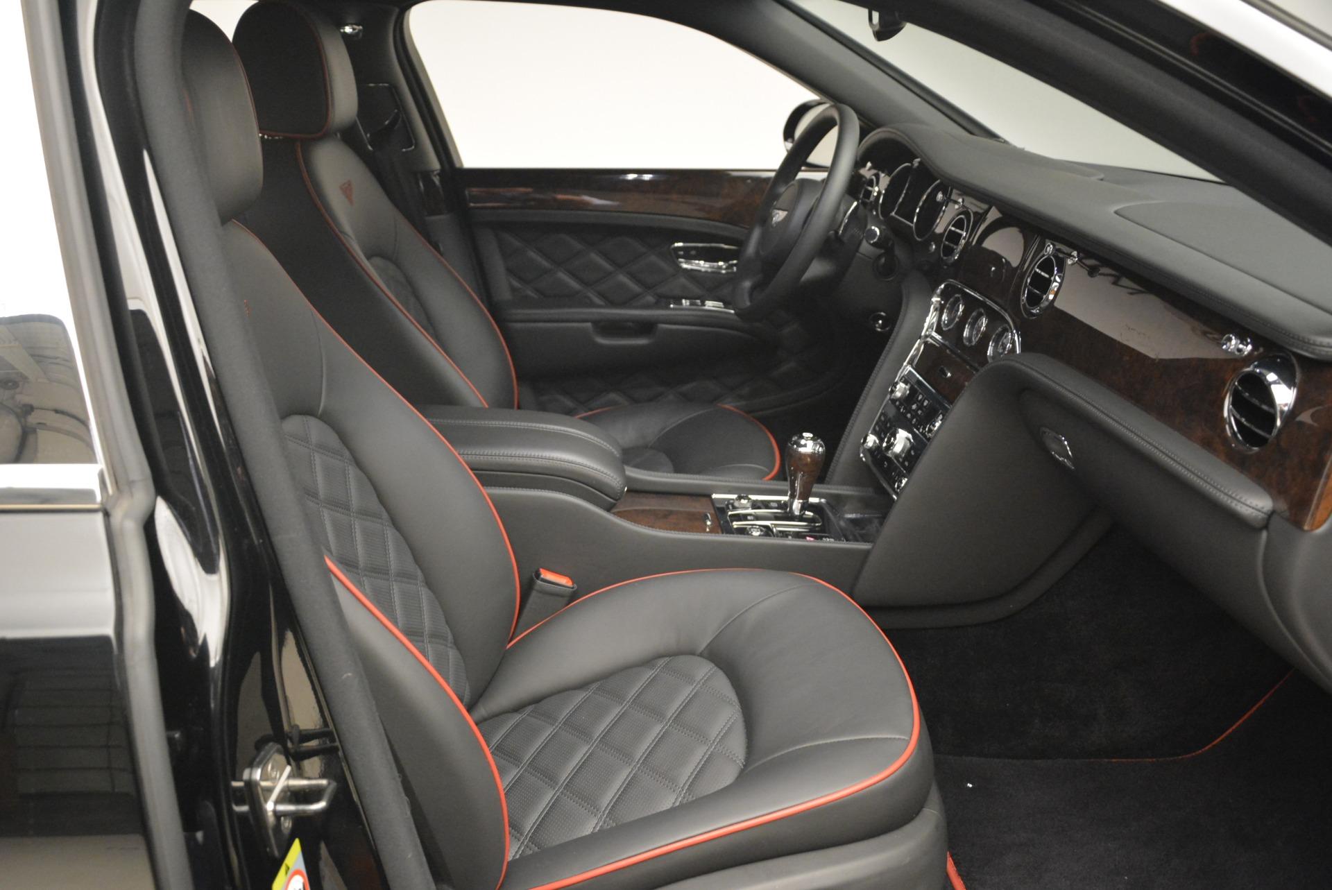 Used 2016 Bentley Mulsanne  For Sale In Greenwich, CT. Alfa Romeo of Greenwich, 7355 2189_p22