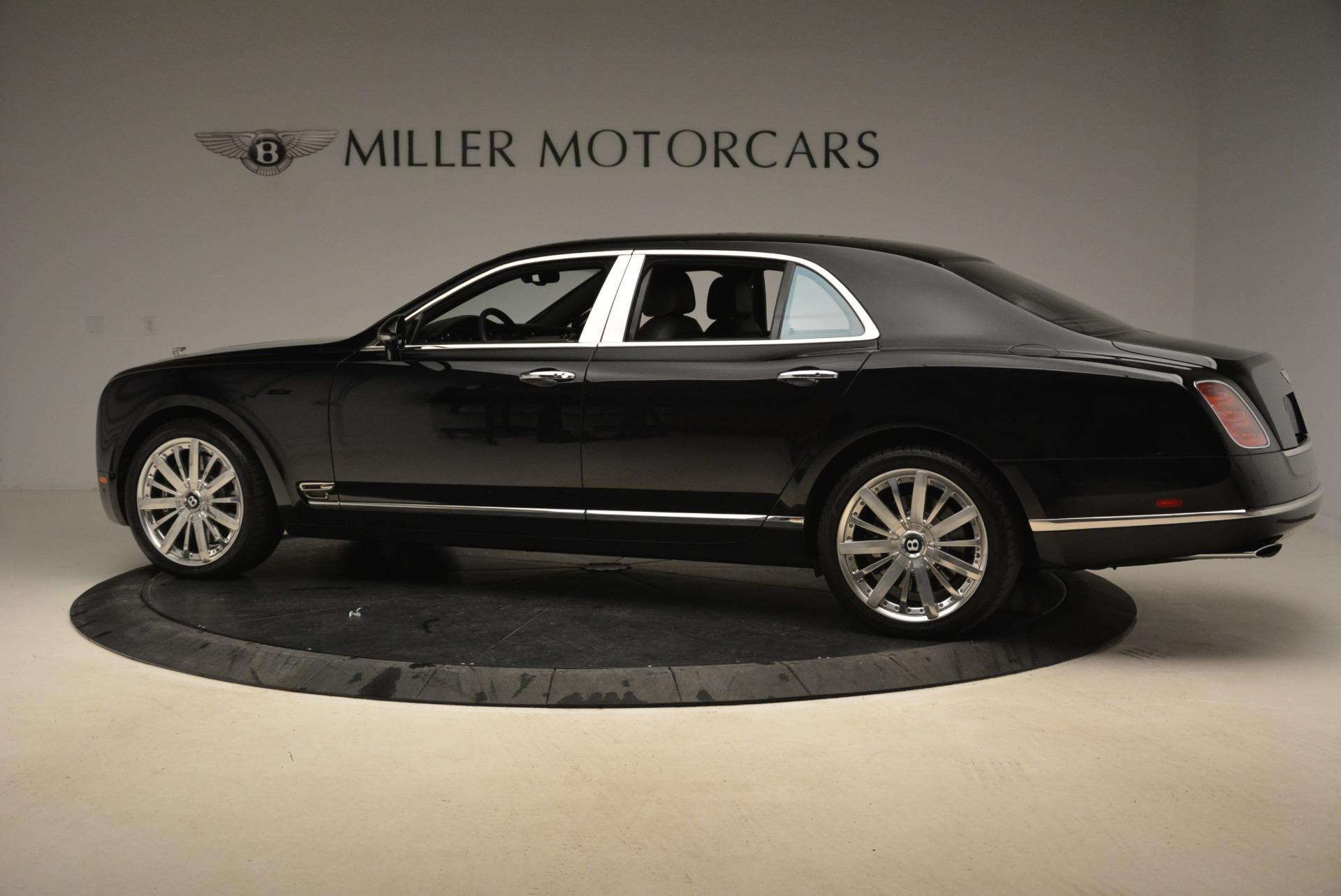 Used 2016 Bentley Mulsanne  For Sale In Greenwich, CT. Alfa Romeo of Greenwich, 7355 2189_p4