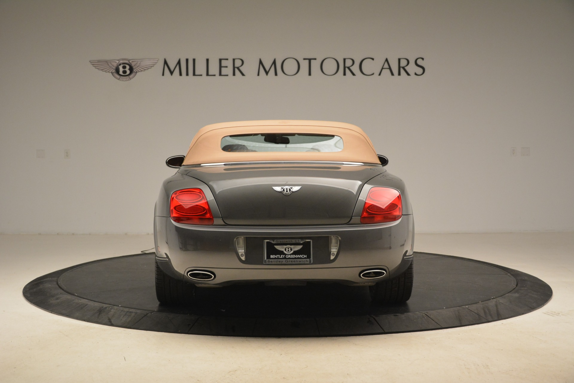 Used 2008 Bentley Continental GT W12 For Sale In Greenwich, CT. Alfa Romeo of Greenwich, B1329A 2190_p18