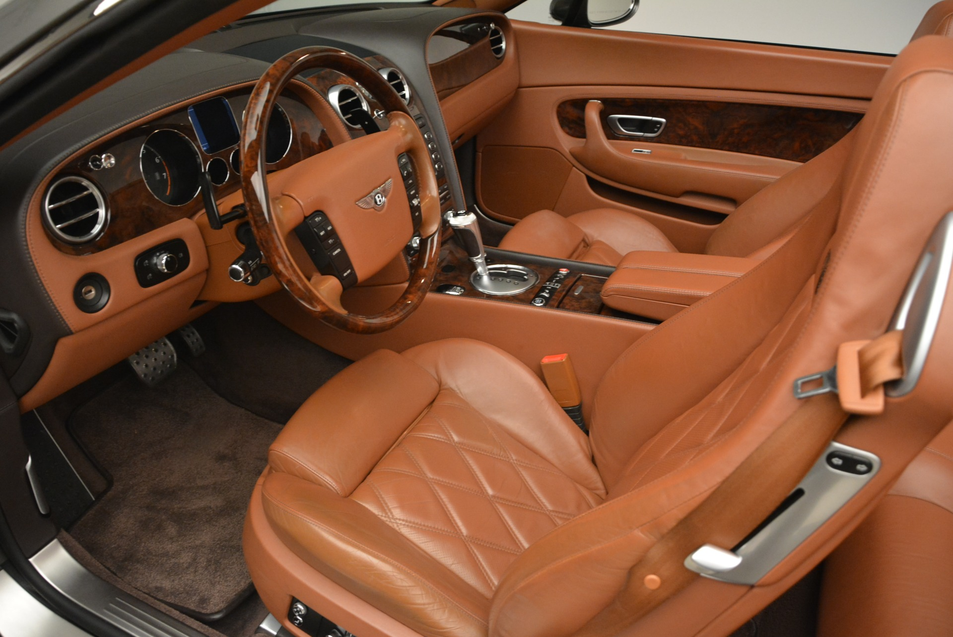 Used 2008 Bentley Continental GT W12 For Sale In Greenwich, CT. Alfa Romeo of Greenwich, B1329A 2190_p29