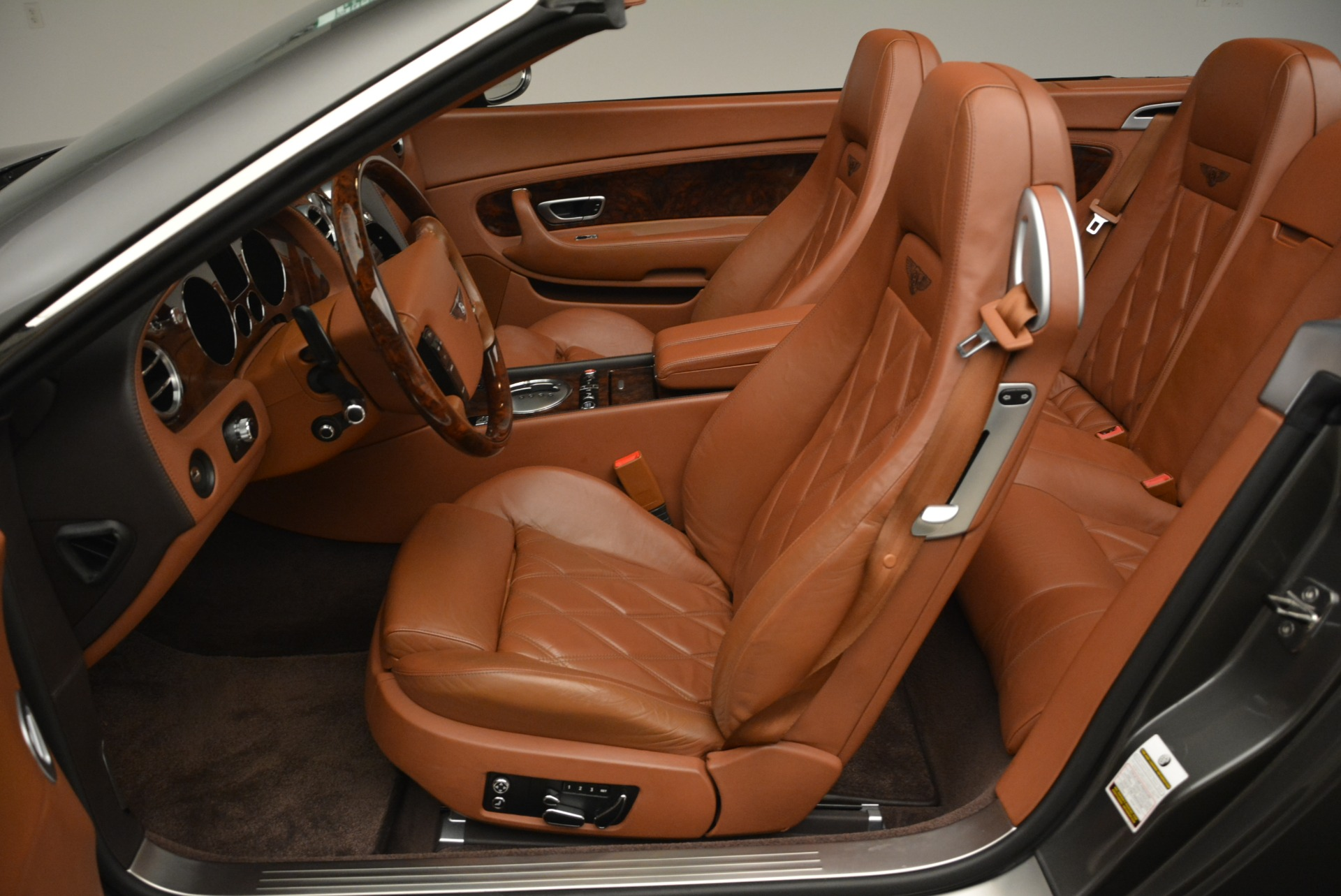 Used 2008 Bentley Continental GT W12 For Sale In Greenwich, CT. Alfa Romeo of Greenwich, B1329A 2190_p30