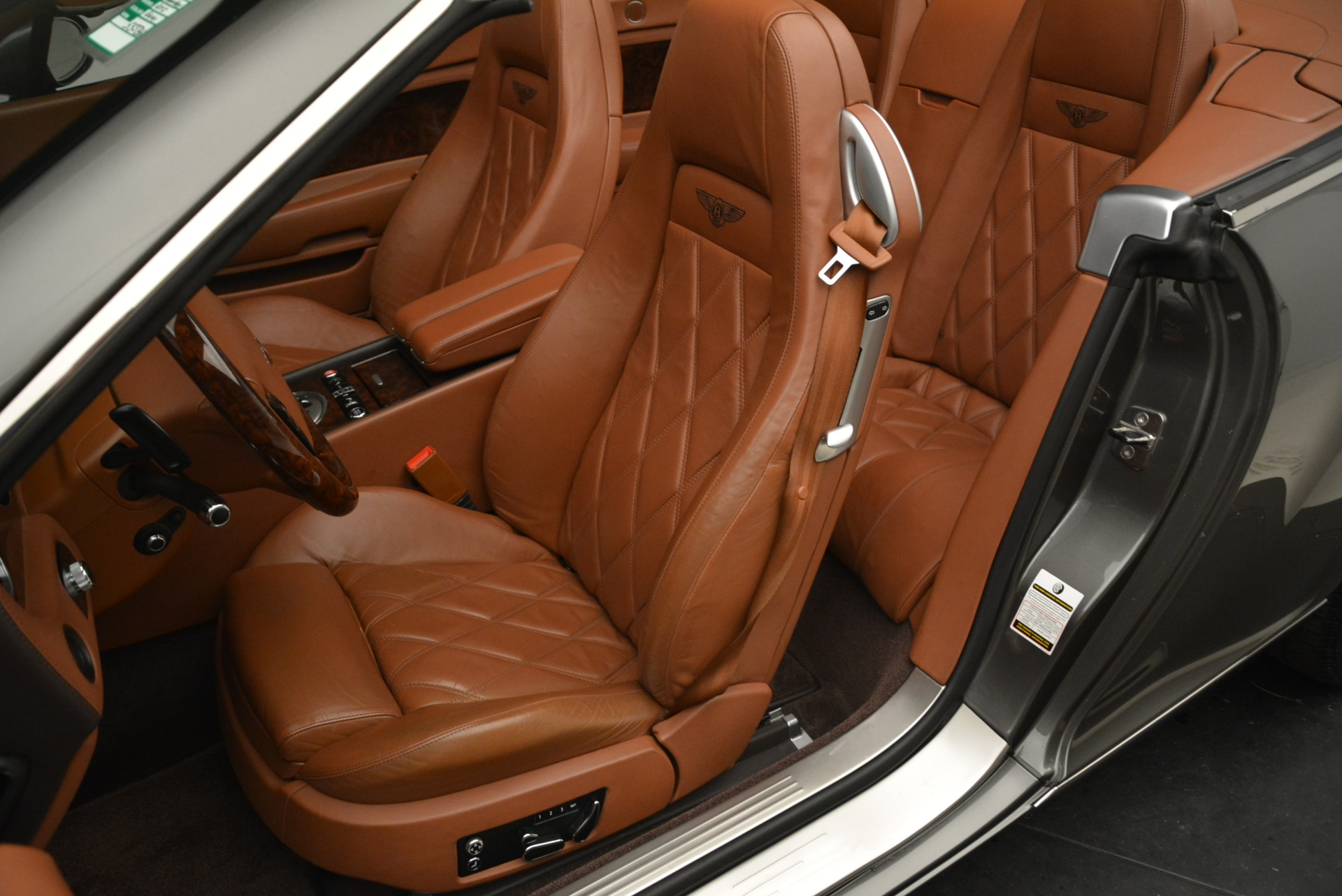Used 2008 Bentley Continental GT W12 For Sale In Greenwich, CT. Alfa Romeo of Greenwich, B1329A 2190_p31