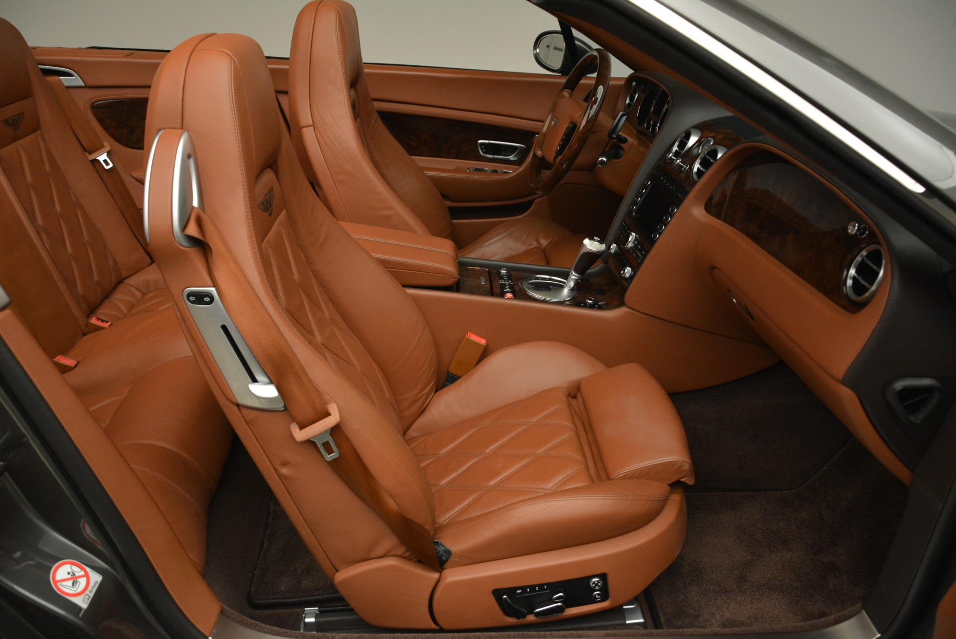 Used 2008 Bentley Continental GT W12 For Sale In Greenwich, CT. Alfa Romeo of Greenwich, B1329A 2190_p40