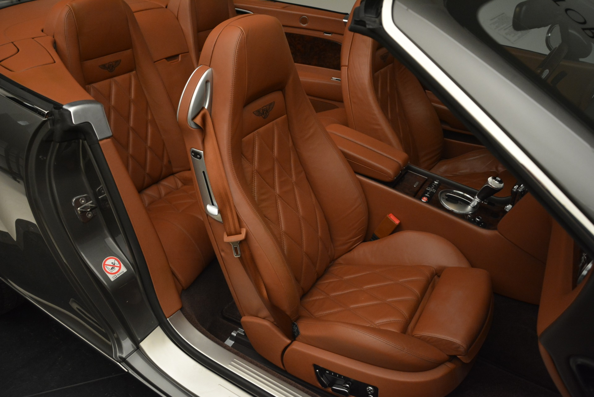 Used 2008 Bentley Continental GT W12 For Sale In Greenwich, CT. Alfa Romeo of Greenwich, B1329A 2190_p41