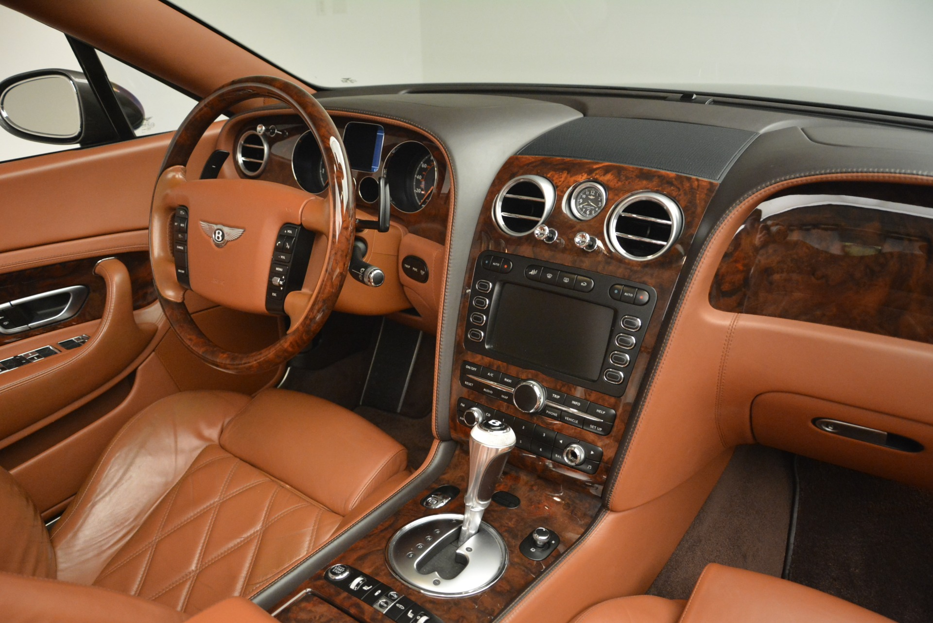 Used 2008 Bentley Continental GT W12 For Sale In Greenwich, CT. Alfa Romeo of Greenwich, B1329A 2190_p43