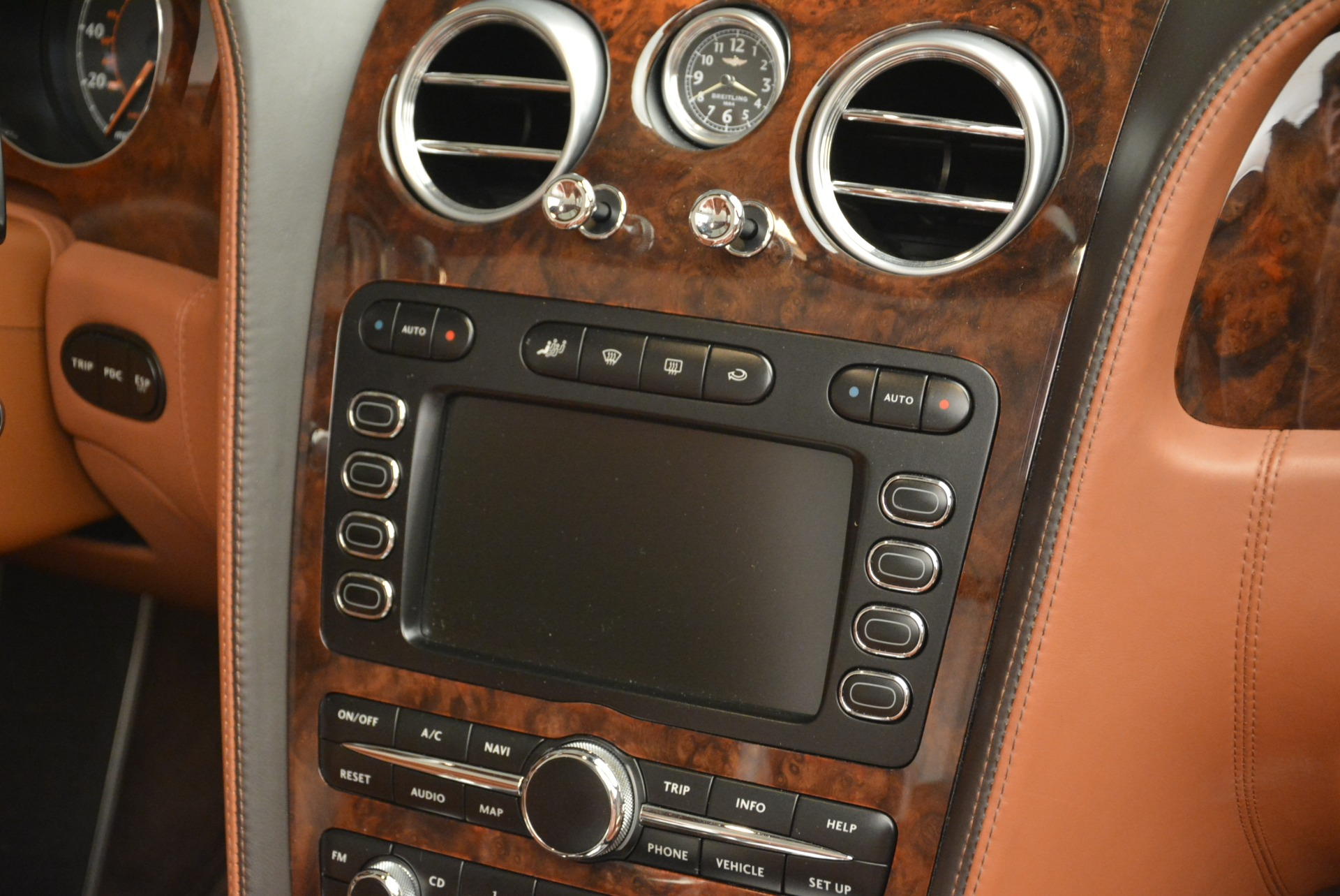 Used 2008 Bentley Continental GT W12 For Sale In Greenwich, CT. Alfa Romeo of Greenwich, B1329A 2190_p44