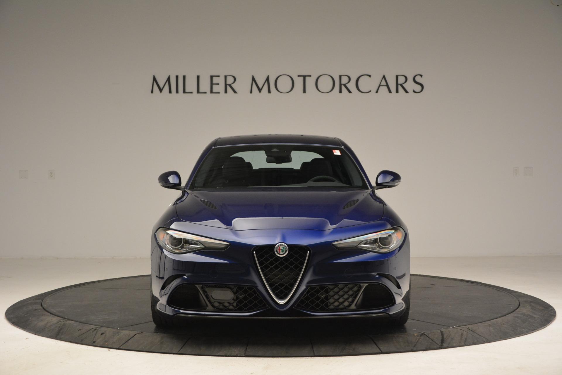 New 2018 Alfa Romeo Giulia Quadrifoglio For Sale In Greenwich, CT. Alfa Romeo of Greenwich, L388 2192_p12