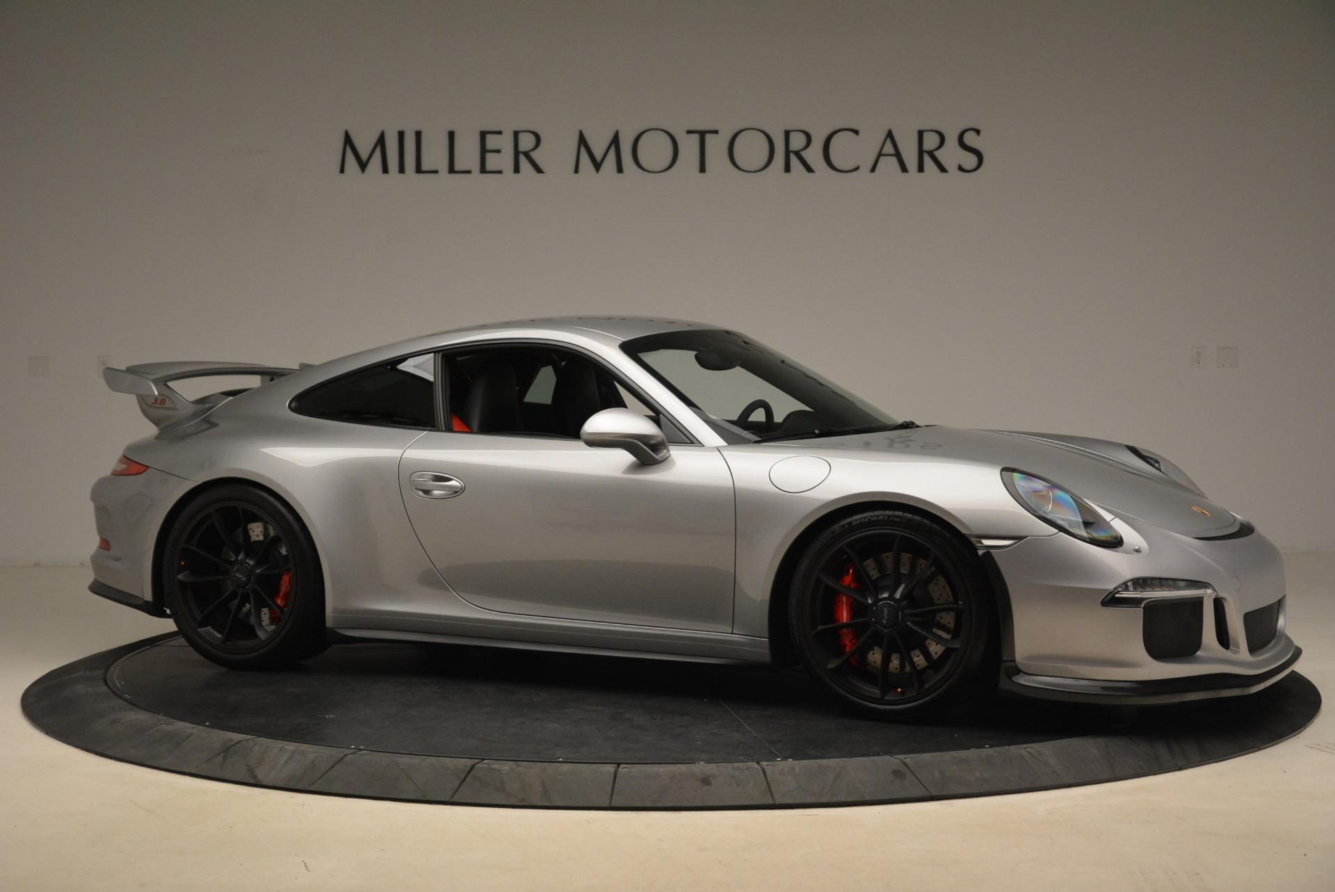Used 2015 Porsche 911 GT3 For Sale In Greenwich, CT. Alfa Romeo of Greenwich, 4426A 2196_p10