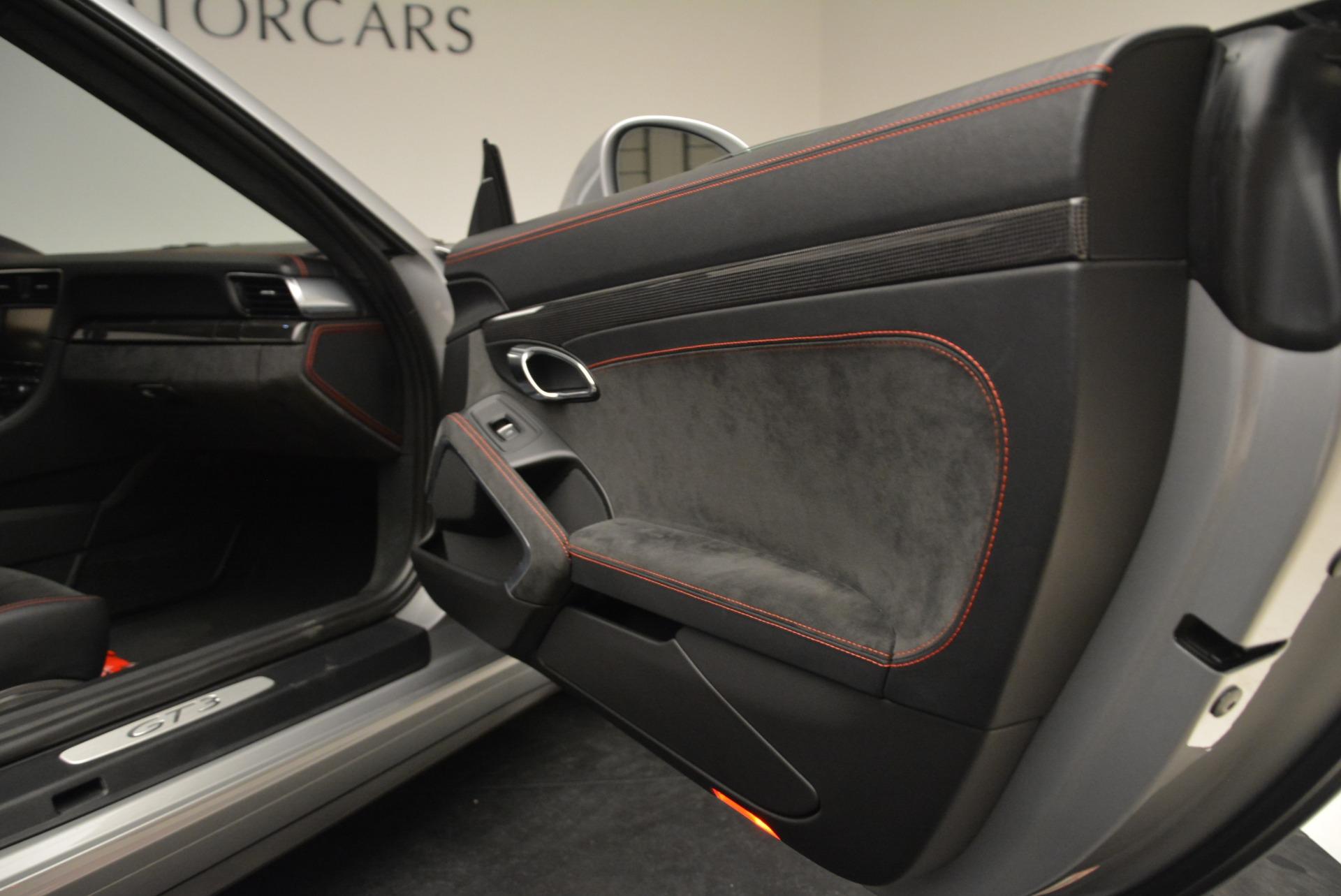Used 2015 Porsche 911 GT3 For Sale In Greenwich, CT. Alfa Romeo of Greenwich, 4426A 2196_p30