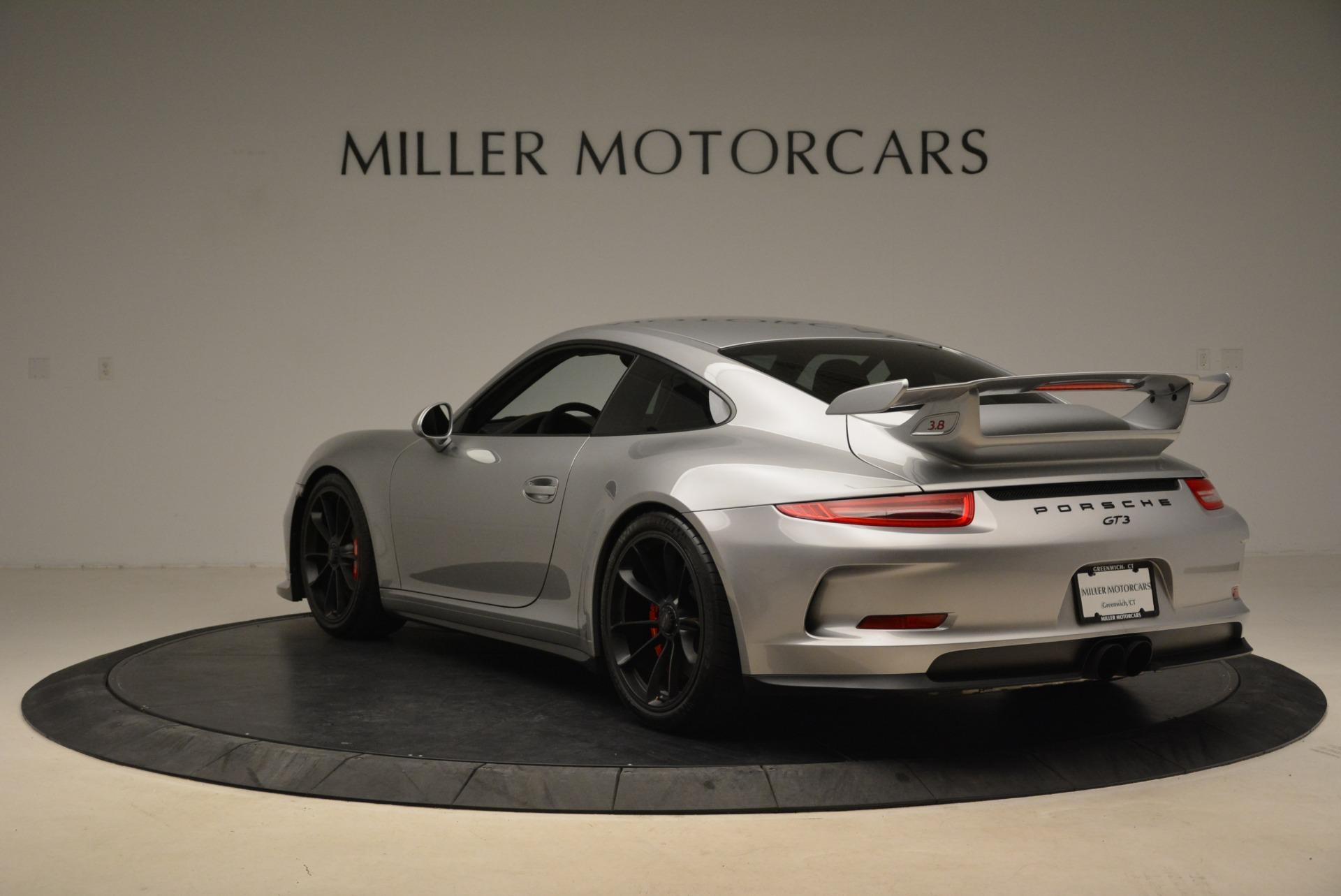 Used 2015 Porsche 911 GT3 For Sale In Greenwich, CT. Alfa Romeo of Greenwich, 4426A 2196_p5