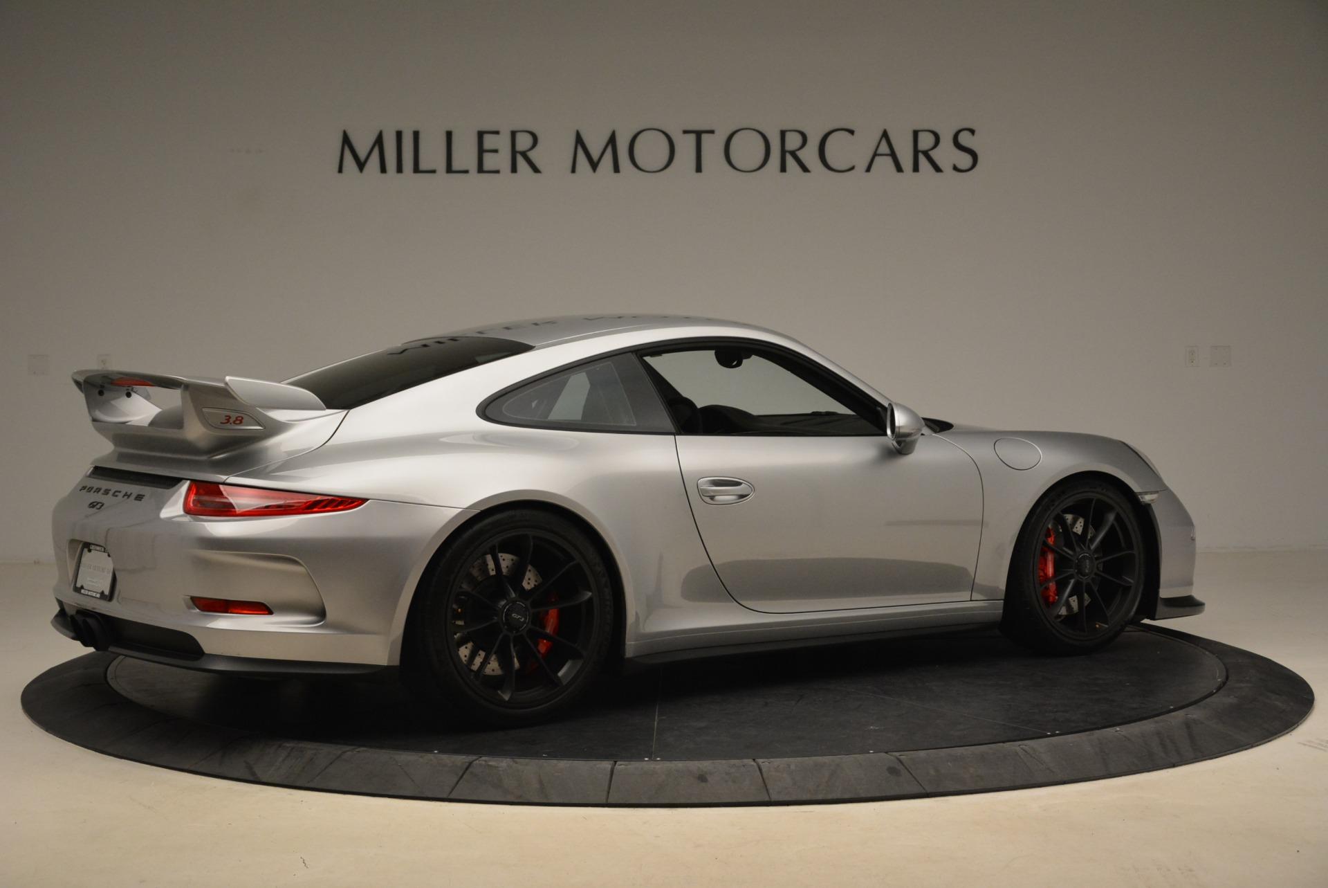 Used 2015 Porsche 911 GT3 For Sale In Greenwich, CT. Alfa Romeo of Greenwich, 4426A 2196_p8