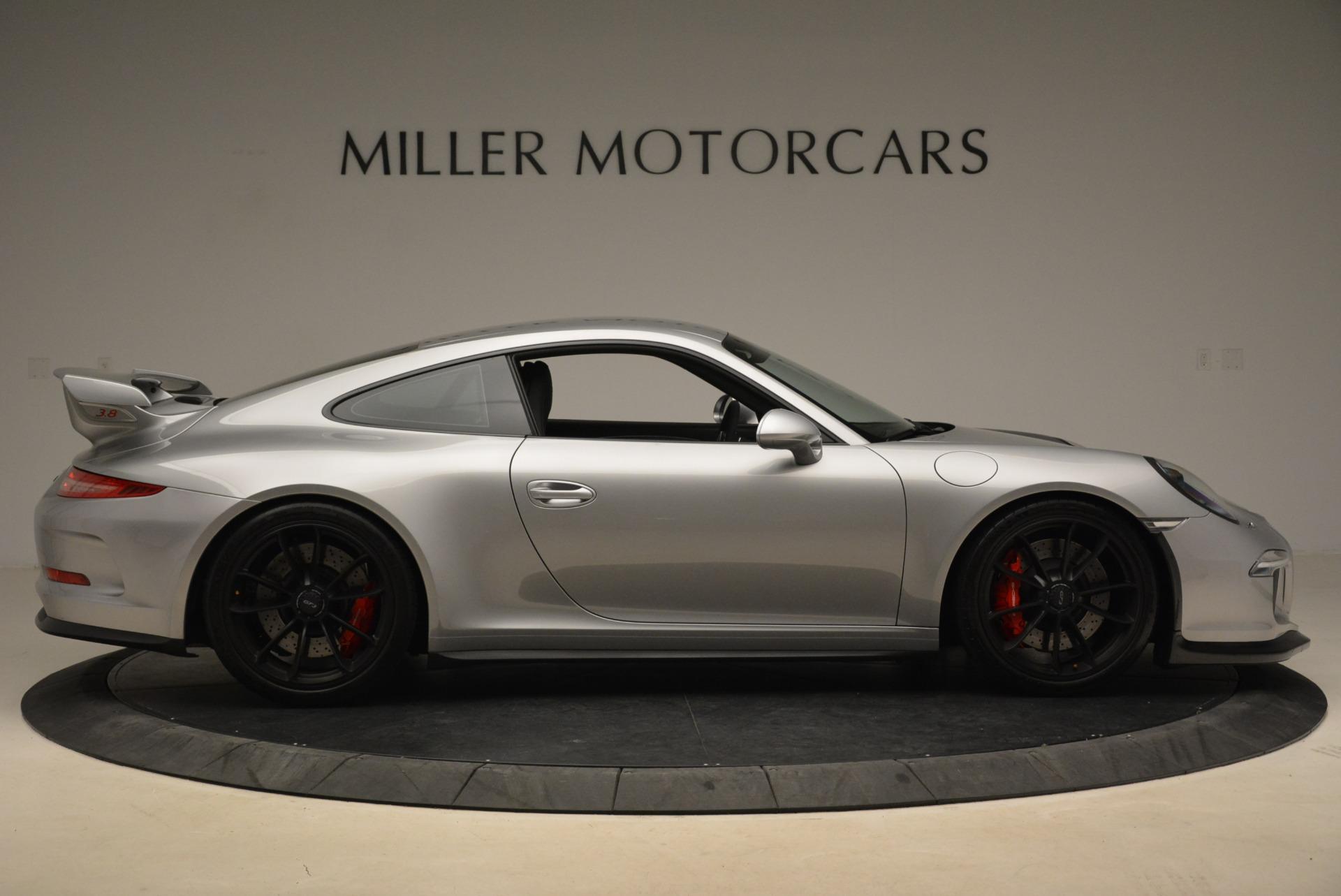 Used 2015 Porsche 911 GT3 For Sale In Greenwich, CT. Alfa Romeo of Greenwich, 4426A 2196_p9