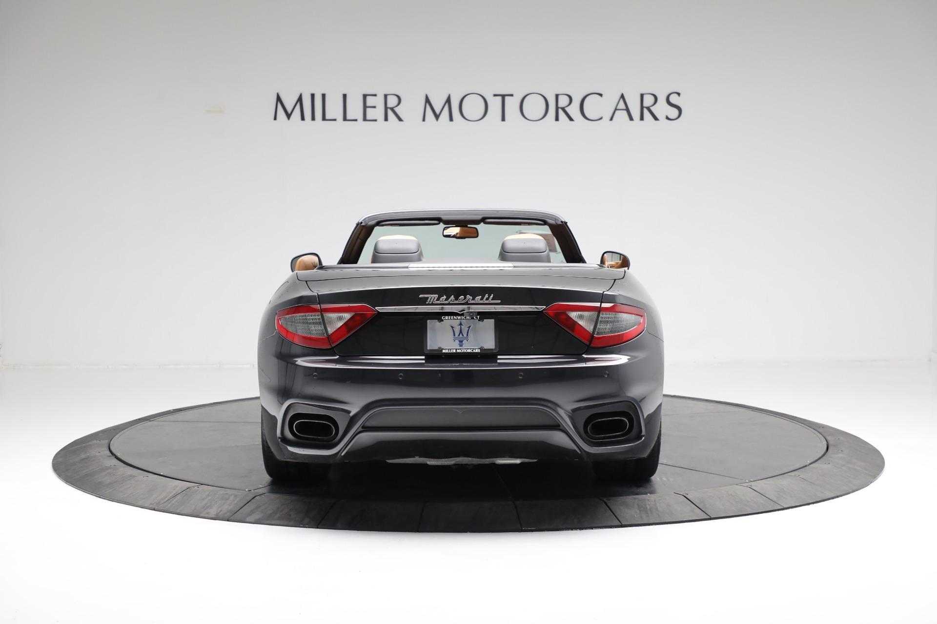New 2018 Maserati GranTurismo Sport Convertible For Sale In Greenwich, CT. Alfa Romeo of Greenwich, M2101 2198_p11