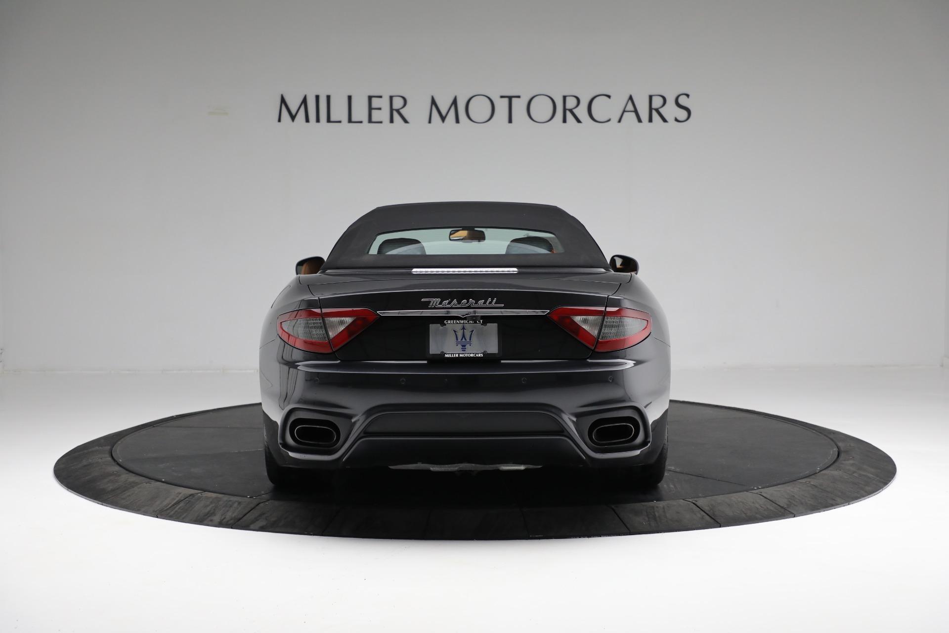New 2018 Maserati GranTurismo Sport Convertible For Sale In Greenwich, CT. Alfa Romeo of Greenwich, M2101 2198_p12
