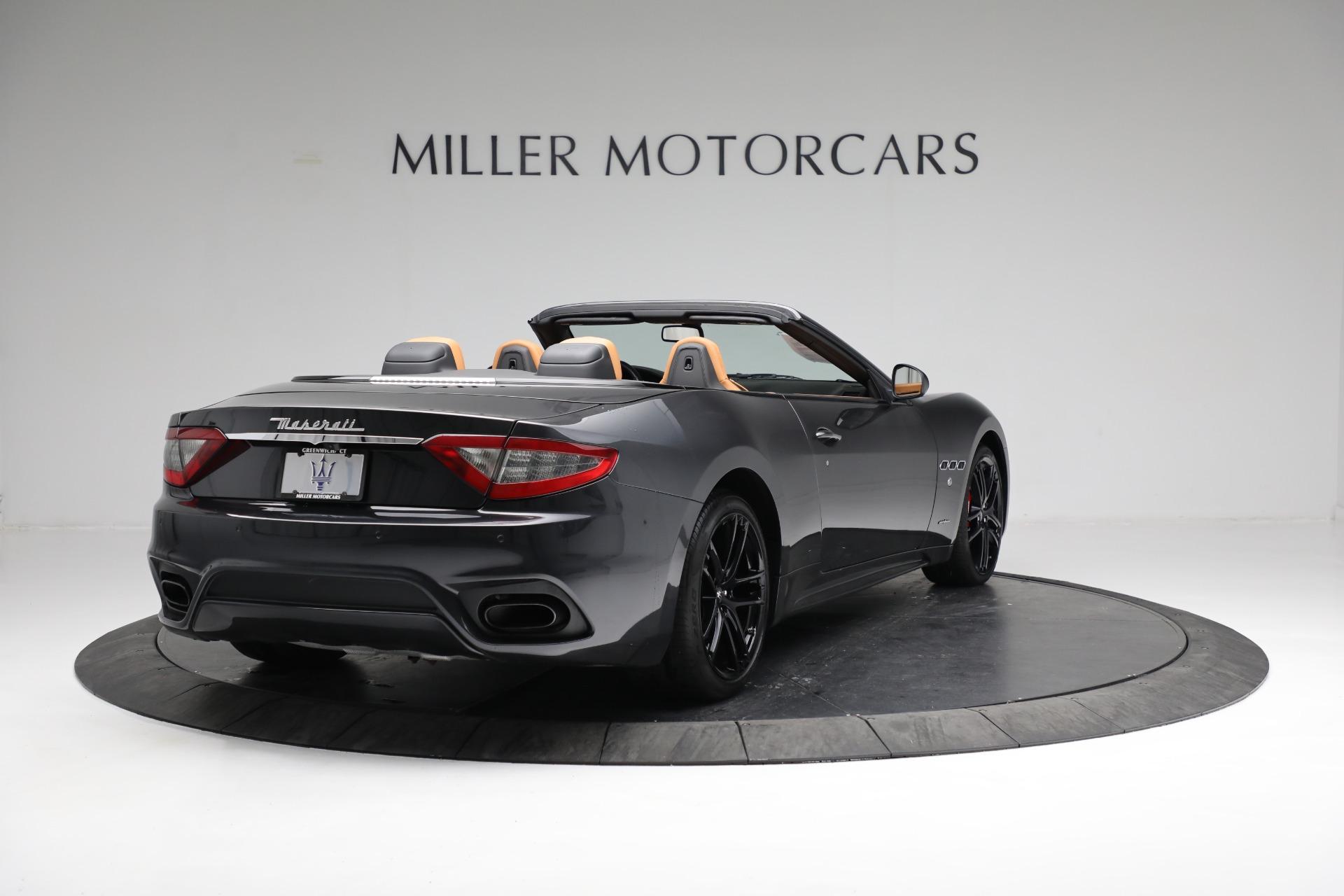 New 2018 Maserati GranTurismo Sport Convertible For Sale In Greenwich, CT. Alfa Romeo of Greenwich, M2101 2198_p13