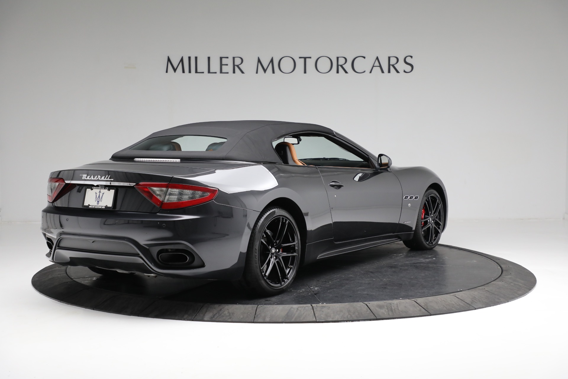 New 2018 Maserati GranTurismo Sport Convertible For Sale In Greenwich, CT. Alfa Romeo of Greenwich, M2101 2198_p14