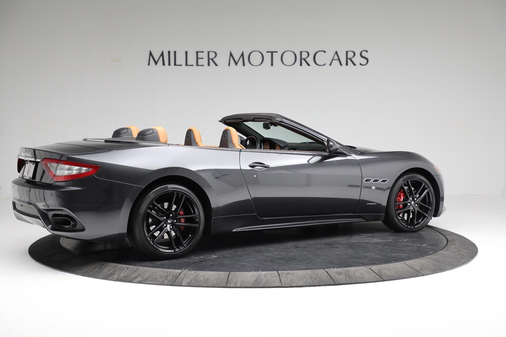 New 2018 Maserati GranTurismo Sport Convertible For Sale In Greenwich, CT. Alfa Romeo of Greenwich, M2101 2198_p15