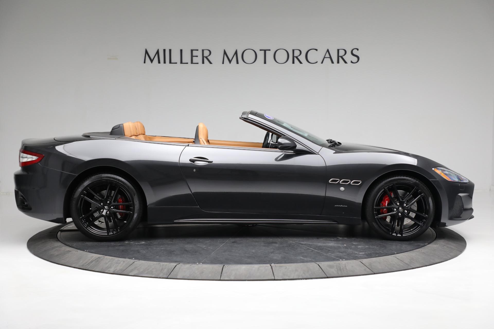 New 2018 Maserati GranTurismo Sport Convertible For Sale In Greenwich, CT. Alfa Romeo of Greenwich, M2101 2198_p17