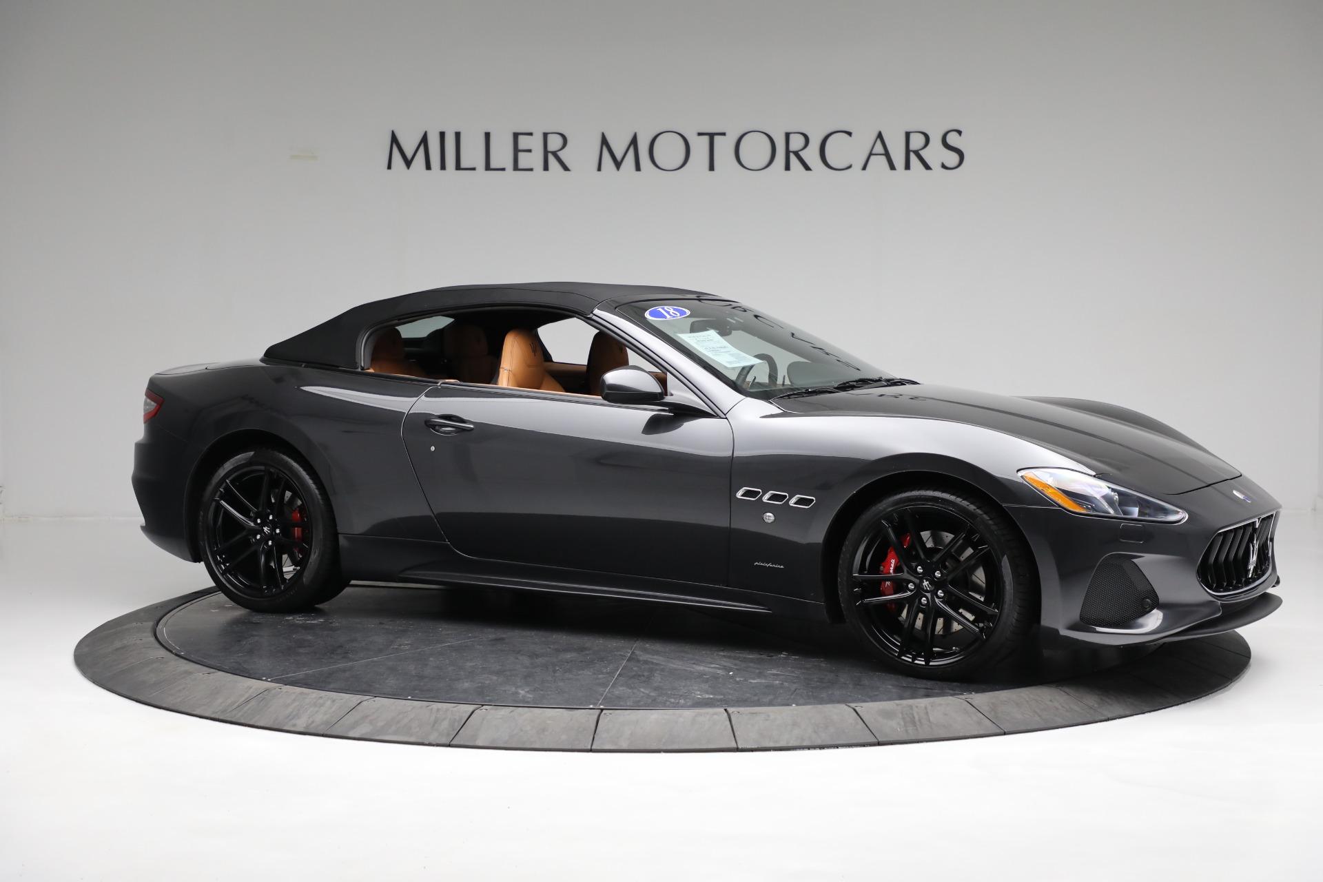 New 2018 Maserati GranTurismo Sport Convertible For Sale In Greenwich, CT. Alfa Romeo of Greenwich, M2101 2198_p20