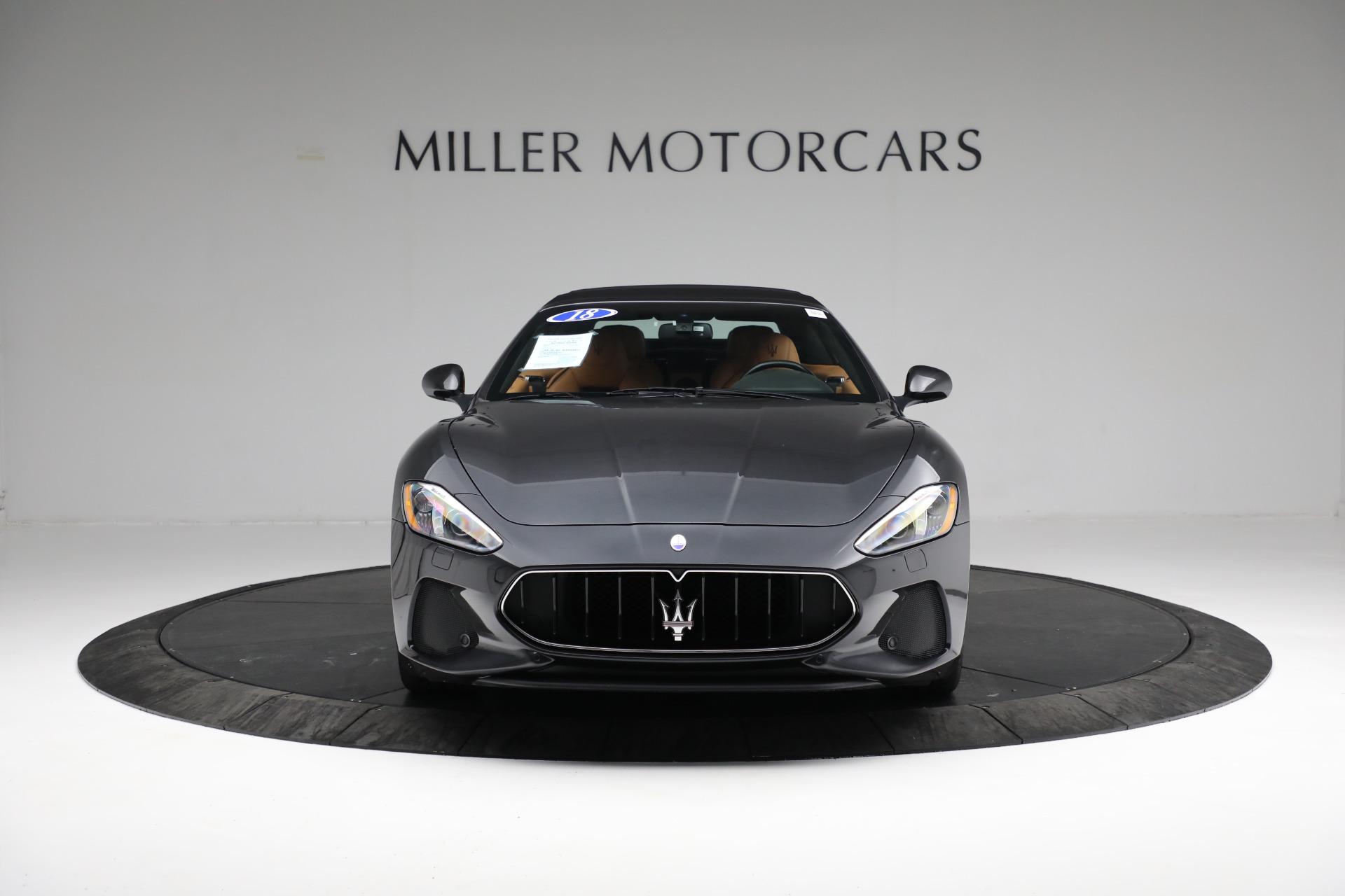 New 2018 Maserati GranTurismo Sport Convertible For Sale In Greenwich, CT. Alfa Romeo of Greenwich, M2101 2198_p23