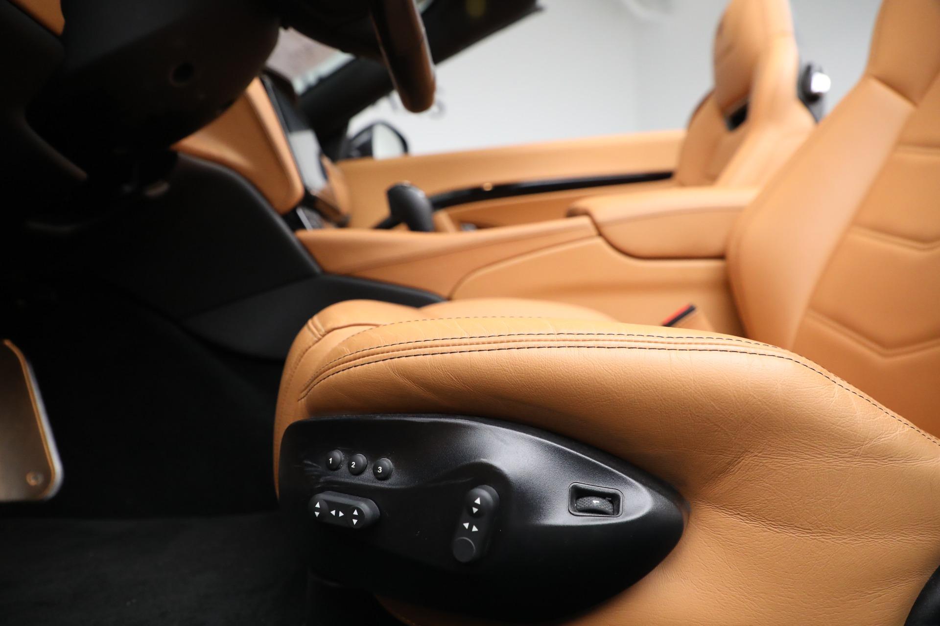 New 2018 Maserati GranTurismo Sport Convertible For Sale In Greenwich, CT. Alfa Romeo of Greenwich, M2101 2198_p26