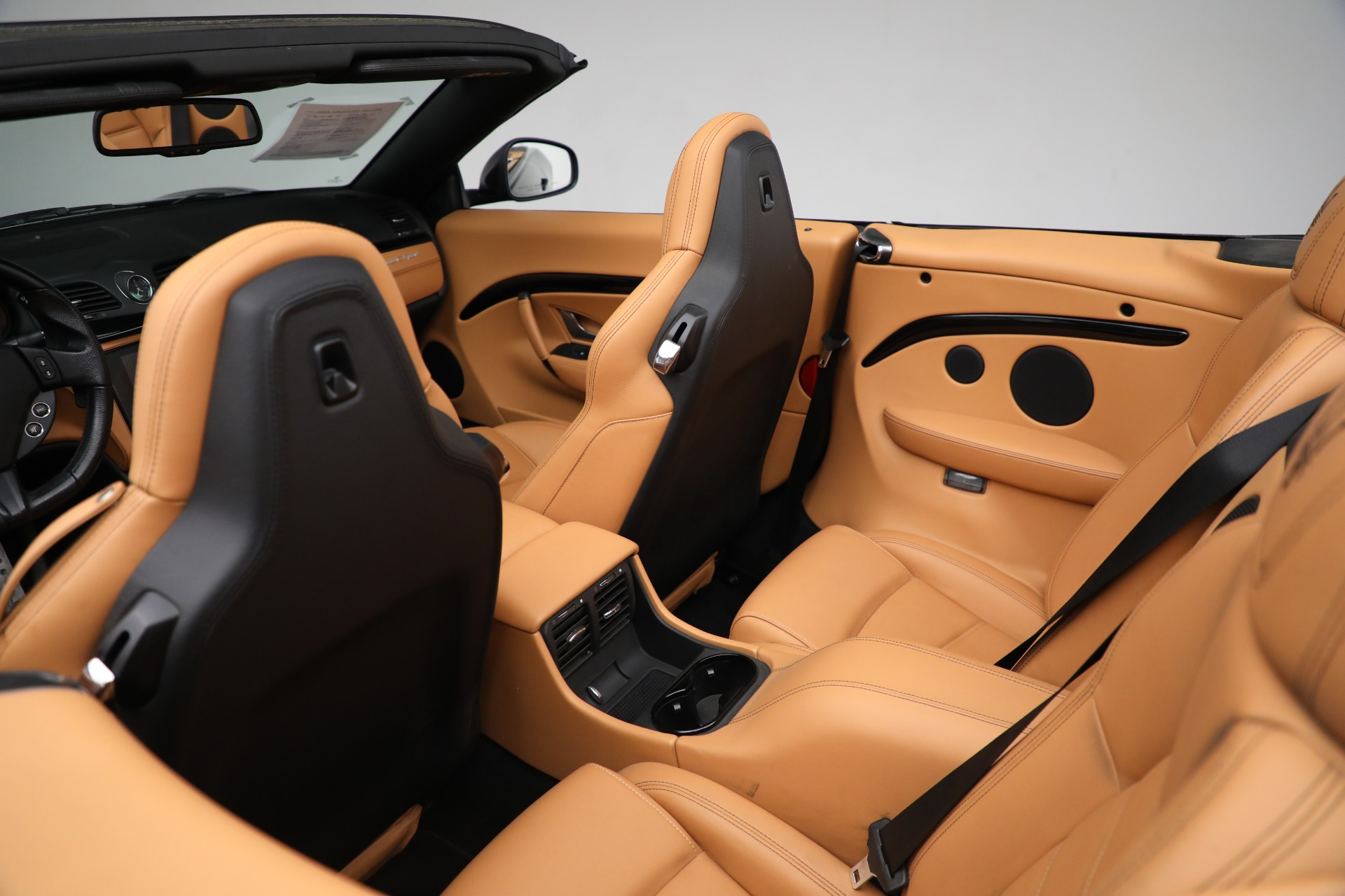 New 2018 Maserati GranTurismo Sport Convertible For Sale In Greenwich, CT. Alfa Romeo of Greenwich, M2101 2198_p28