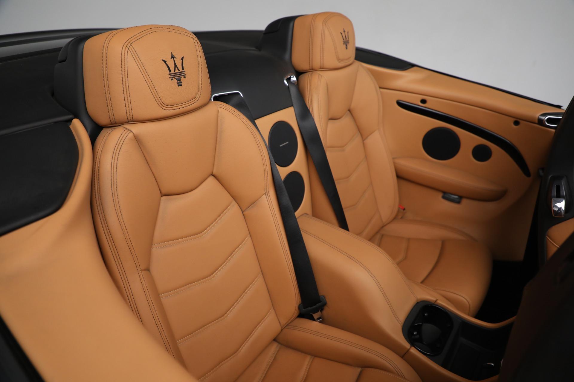 New 2018 Maserati GranTurismo Sport Convertible For Sale In Greenwich, CT. Alfa Romeo of Greenwich, M2101 2198_p35