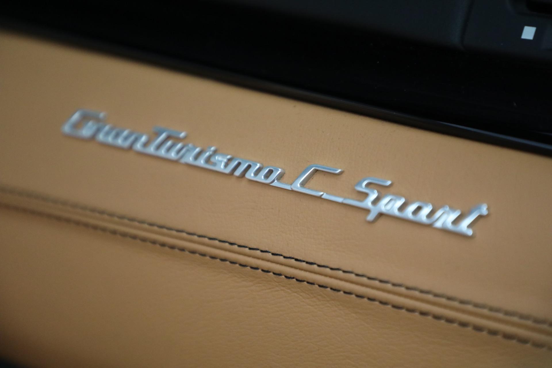 New 2018 Maserati GranTurismo Sport Convertible For Sale In Greenwich, CT. Alfa Romeo of Greenwich, M2101 2198_p36