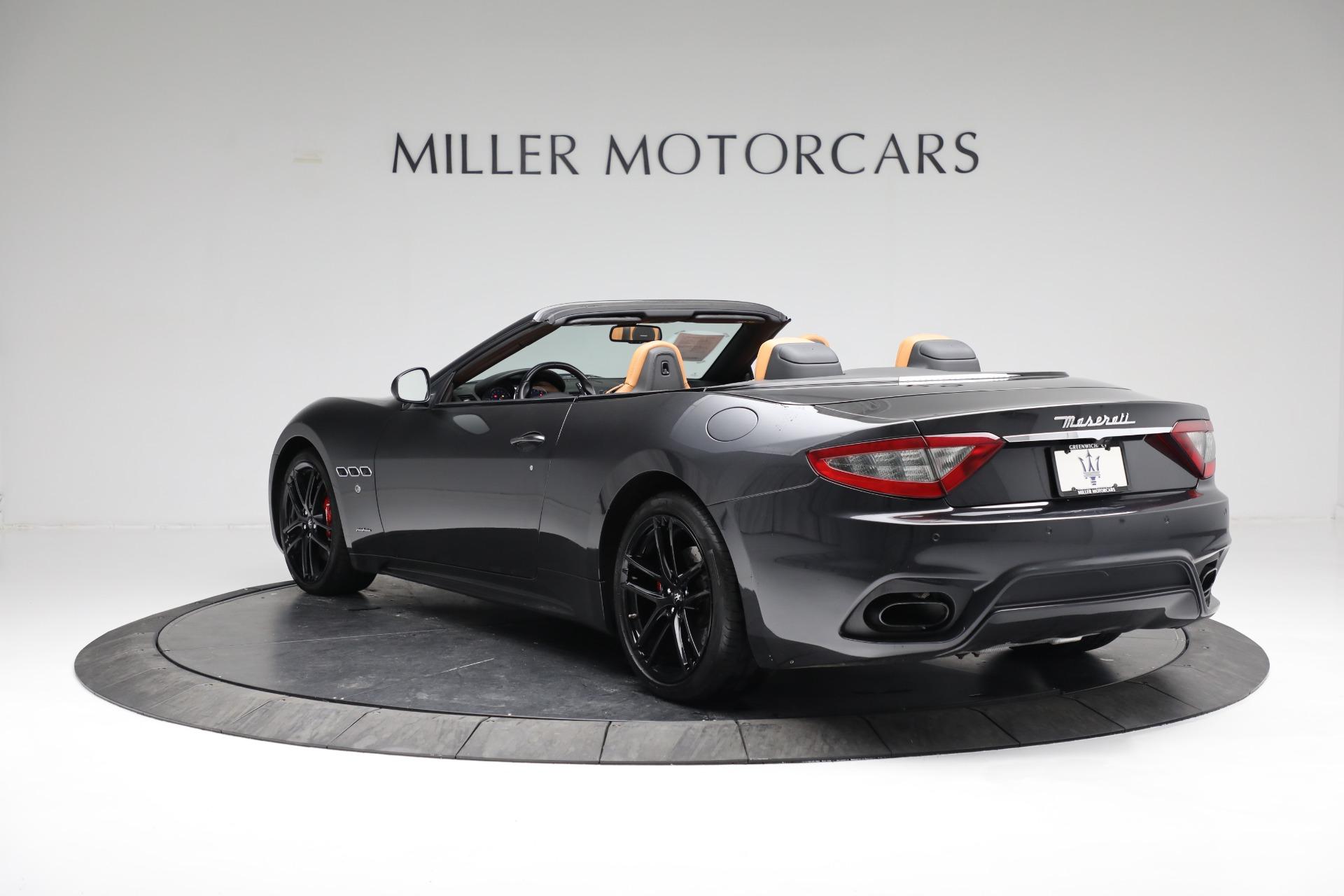 New 2018 Maserati GranTurismo Sport Convertible For Sale In Greenwich, CT. Alfa Romeo of Greenwich, M2101 2198_p7