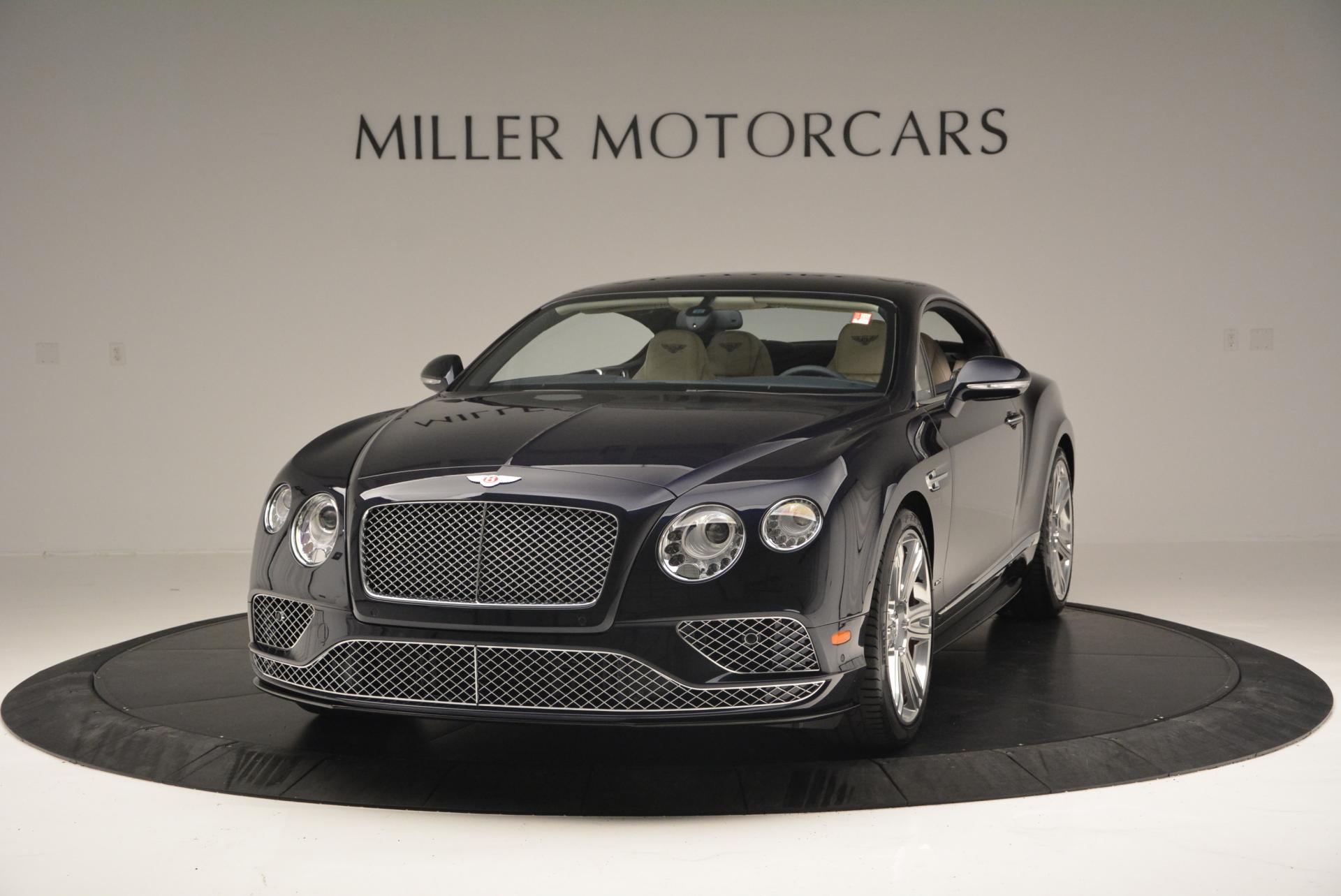 Used 2016 Bentley Continental GT V8 S  For Sale In Greenwich, CT. Alfa Romeo of Greenwich, B1147 22_main