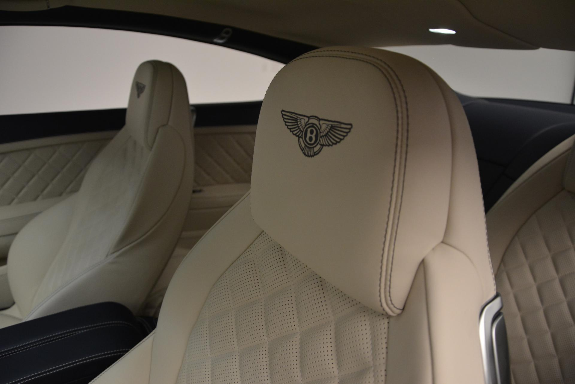 Used 2016 Bentley Continental GT V8 S  For Sale In Greenwich, CT. Alfa Romeo of Greenwich, B1147 22_p22