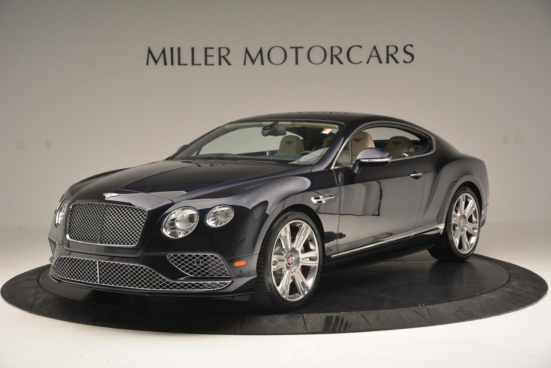 Used 2016 Bentley Continental GT V8 S  For Sale In Greenwich, CT. Alfa Romeo of Greenwich, B1147 22_p2