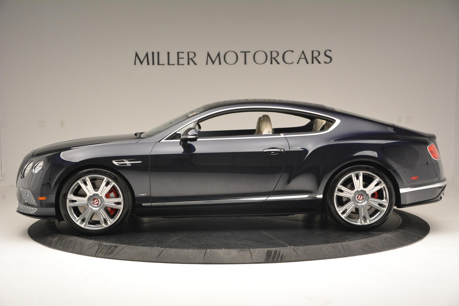 Used 2016 Bentley Continental GT V8 S  For Sale In Greenwich, CT. Alfa Romeo of Greenwich, B1147 22_p3