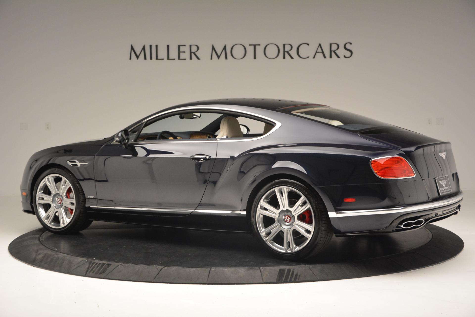 Used 2016 Bentley Continental GT V8 S  For Sale In Greenwich, CT. Alfa Romeo of Greenwich, B1147 22_p4