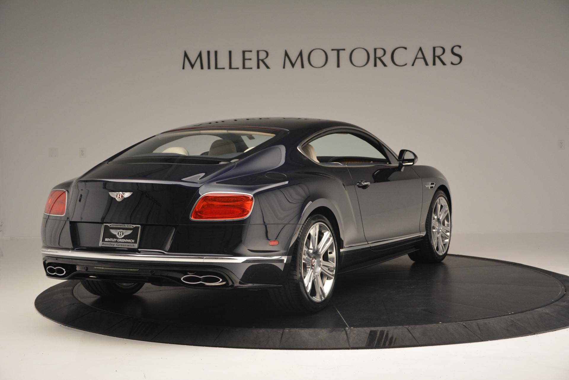 Used 2016 Bentley Continental GT V8 S  For Sale In Greenwich, CT. Alfa Romeo of Greenwich, B1147 22_p7