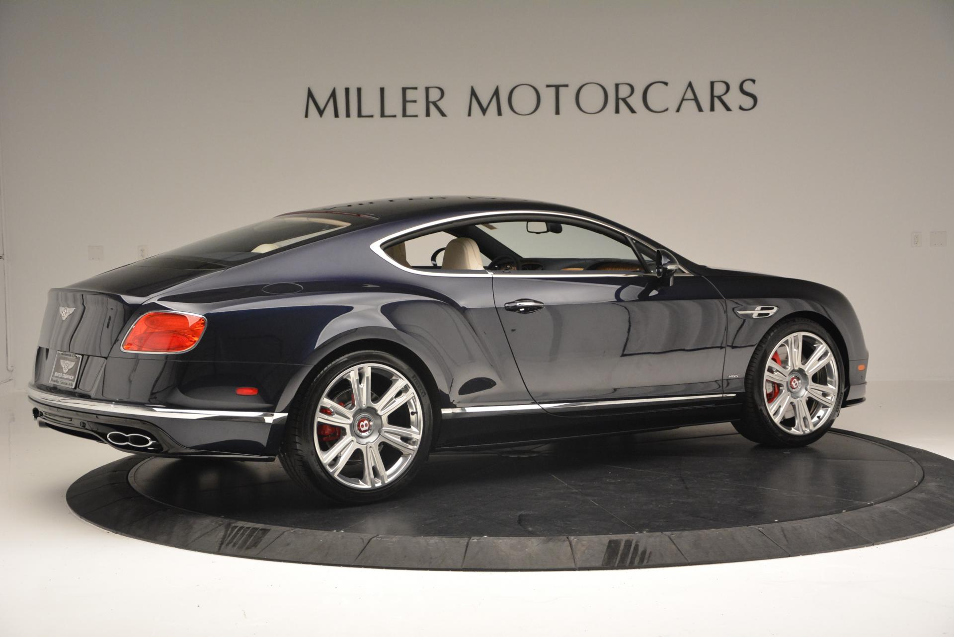 Used 2016 Bentley Continental GT V8 S  For Sale In Greenwich, CT. Alfa Romeo of Greenwich, B1147 22_p8