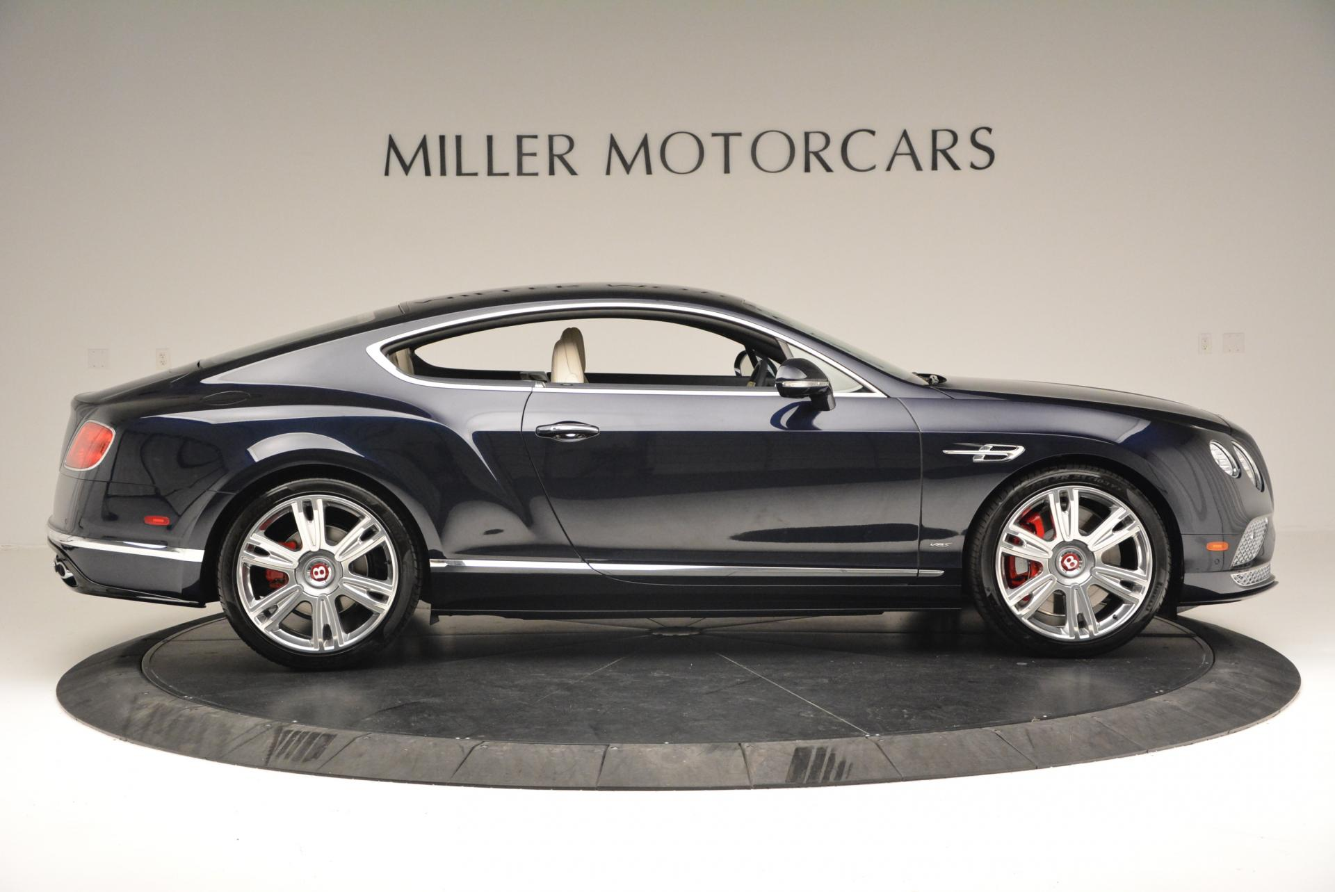 Used 2016 Bentley Continental GT V8 S  For Sale In Greenwich, CT. Alfa Romeo of Greenwich, B1147 22_p9