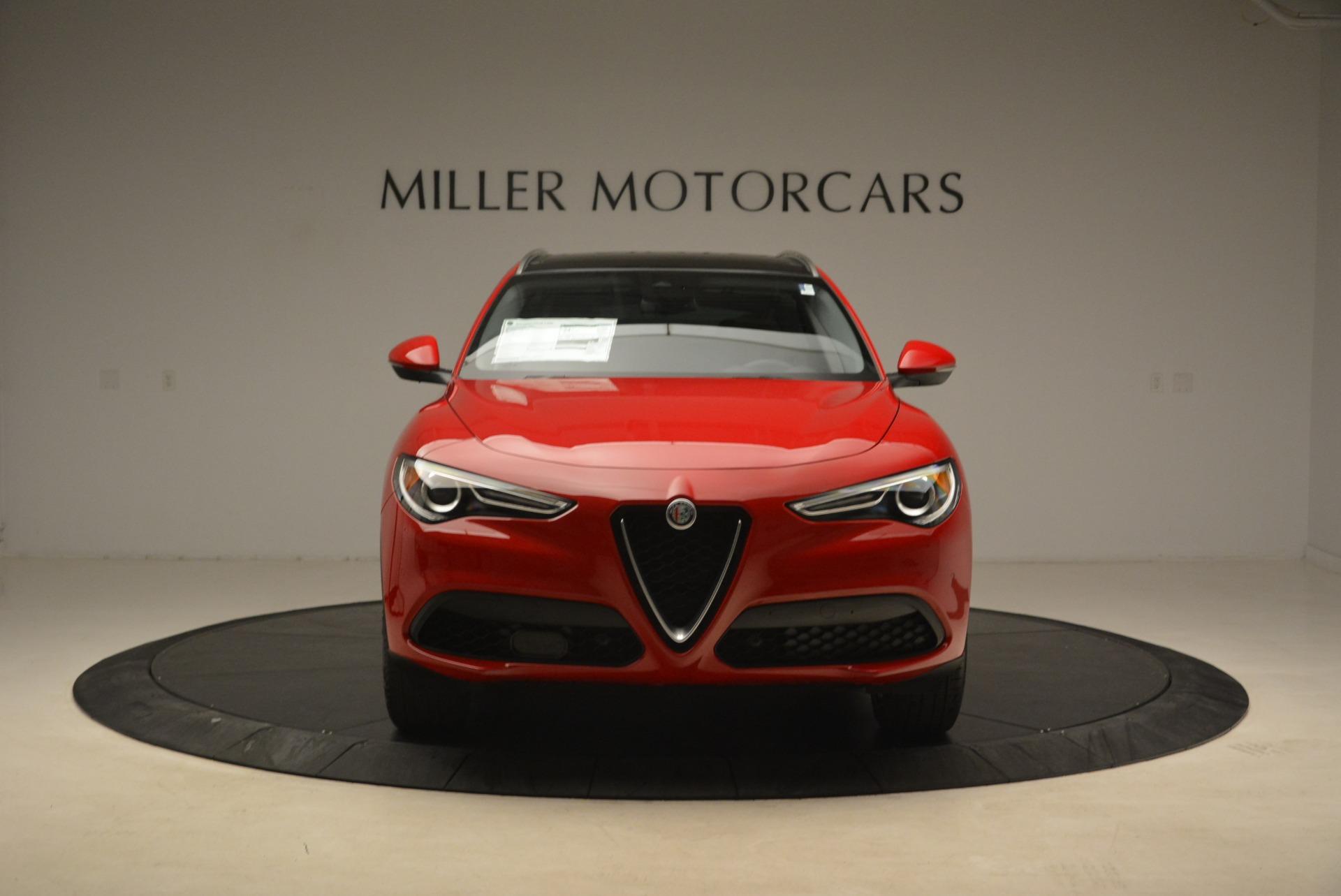 New 2018 Alfa Romeo Stelvio Ti Q4 For Sale In Greenwich, CT. Alfa Romeo of Greenwich, L391 2201_p12