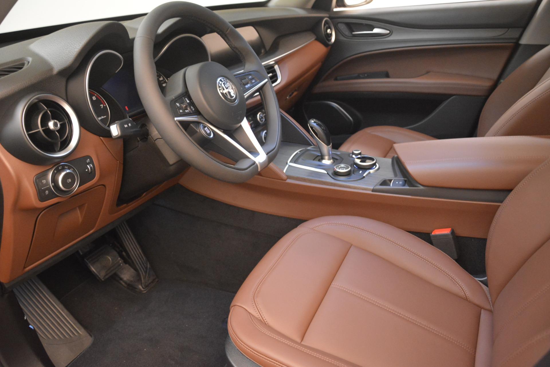 New 2018 Alfa Romeo Stelvio Ti Q4 For Sale In Greenwich, CT. Alfa Romeo of Greenwich, L391 2201_p13