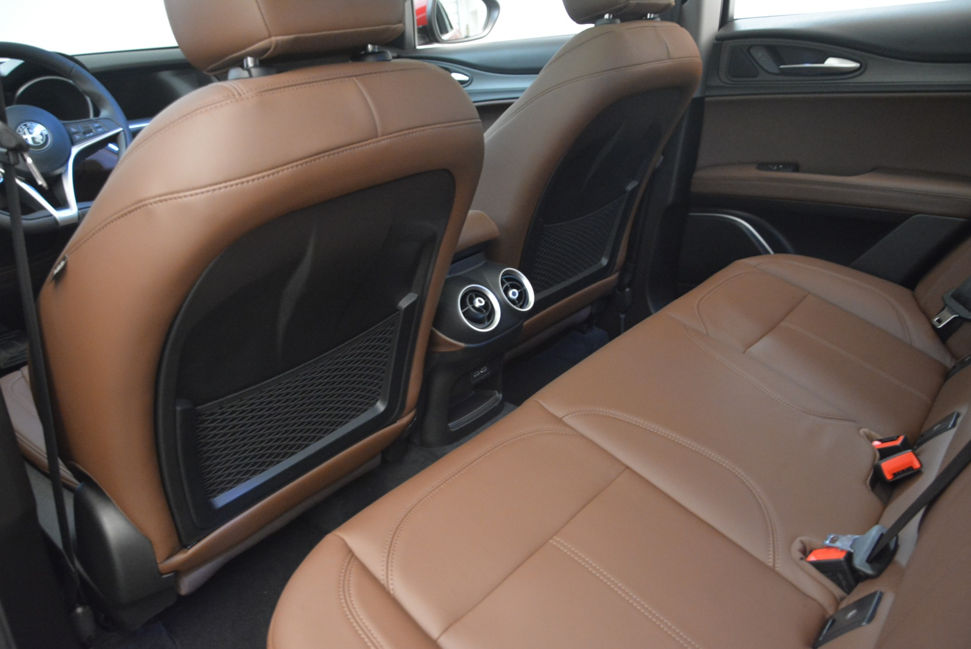 New 2018 Alfa Romeo Stelvio Ti Q4 For Sale In Greenwich, CT. Alfa Romeo of Greenwich, L391 2201_p16