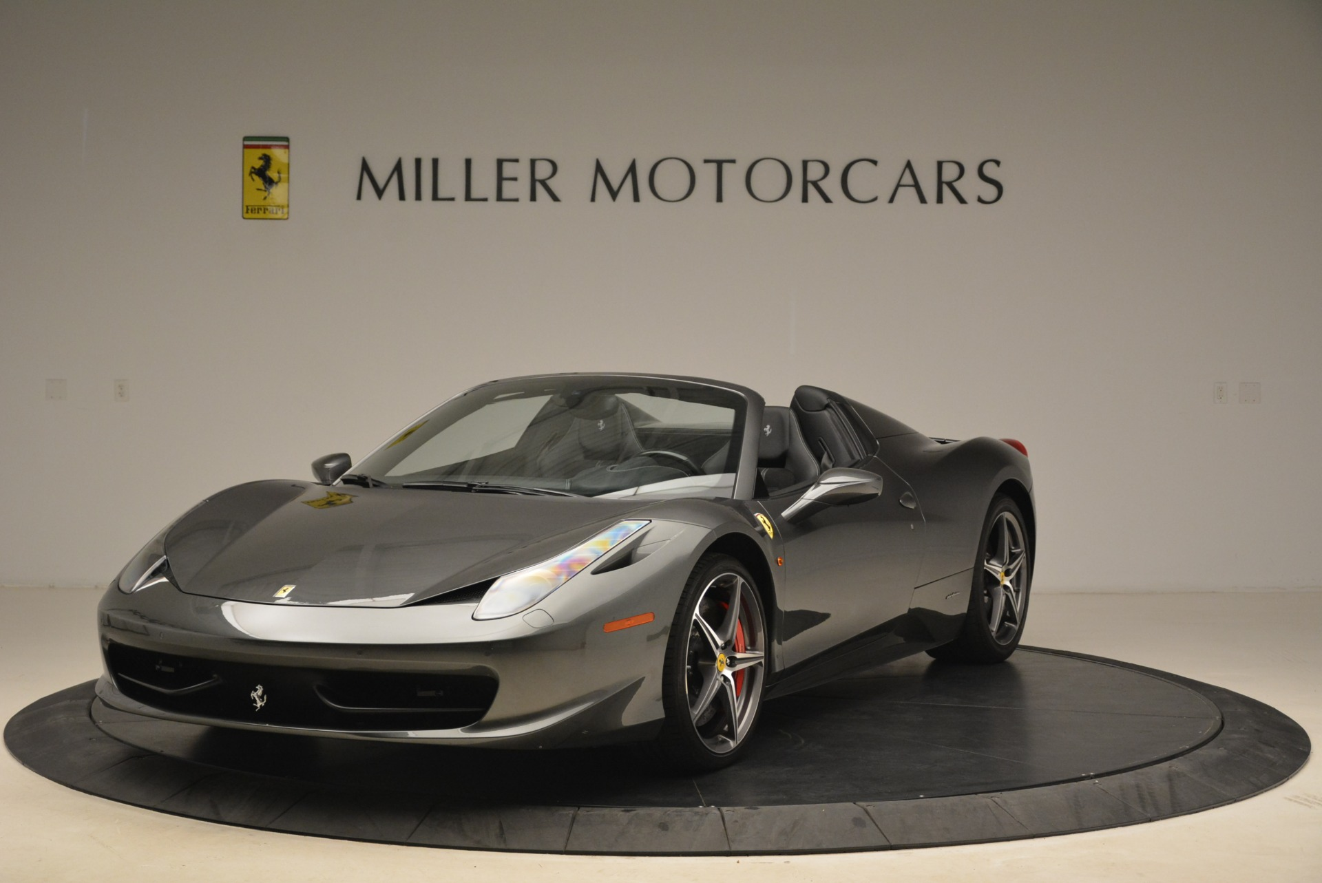 Used 2013 Ferrari 458 Spider  For Sale In Greenwich, CT. Alfa Romeo of Greenwich, 4526 2202_main