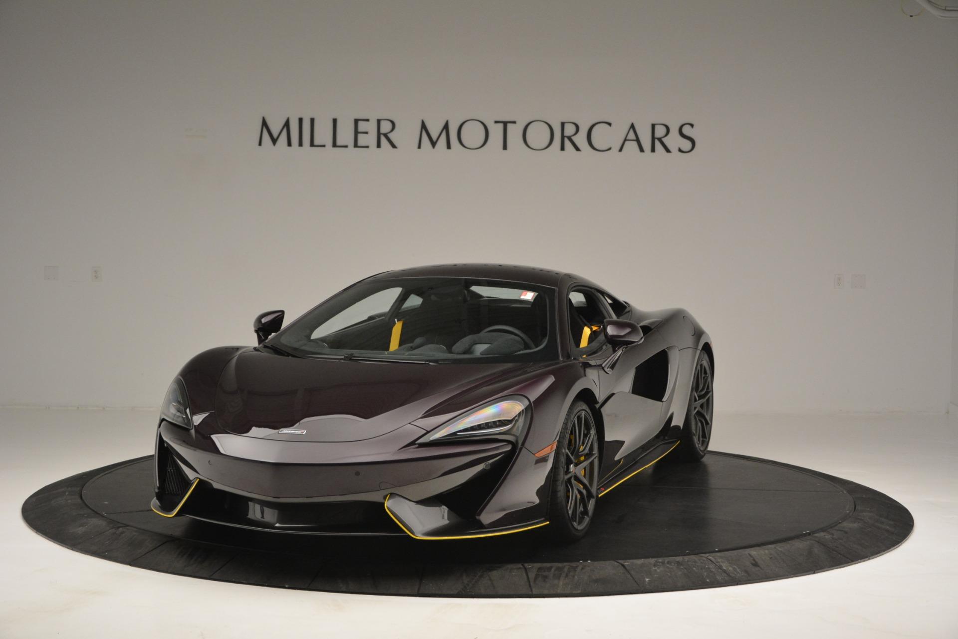 Used 2018 McLaren 570S  For Sale In Greenwich, CT. Alfa Romeo of Greenwich, MC353 2204_main