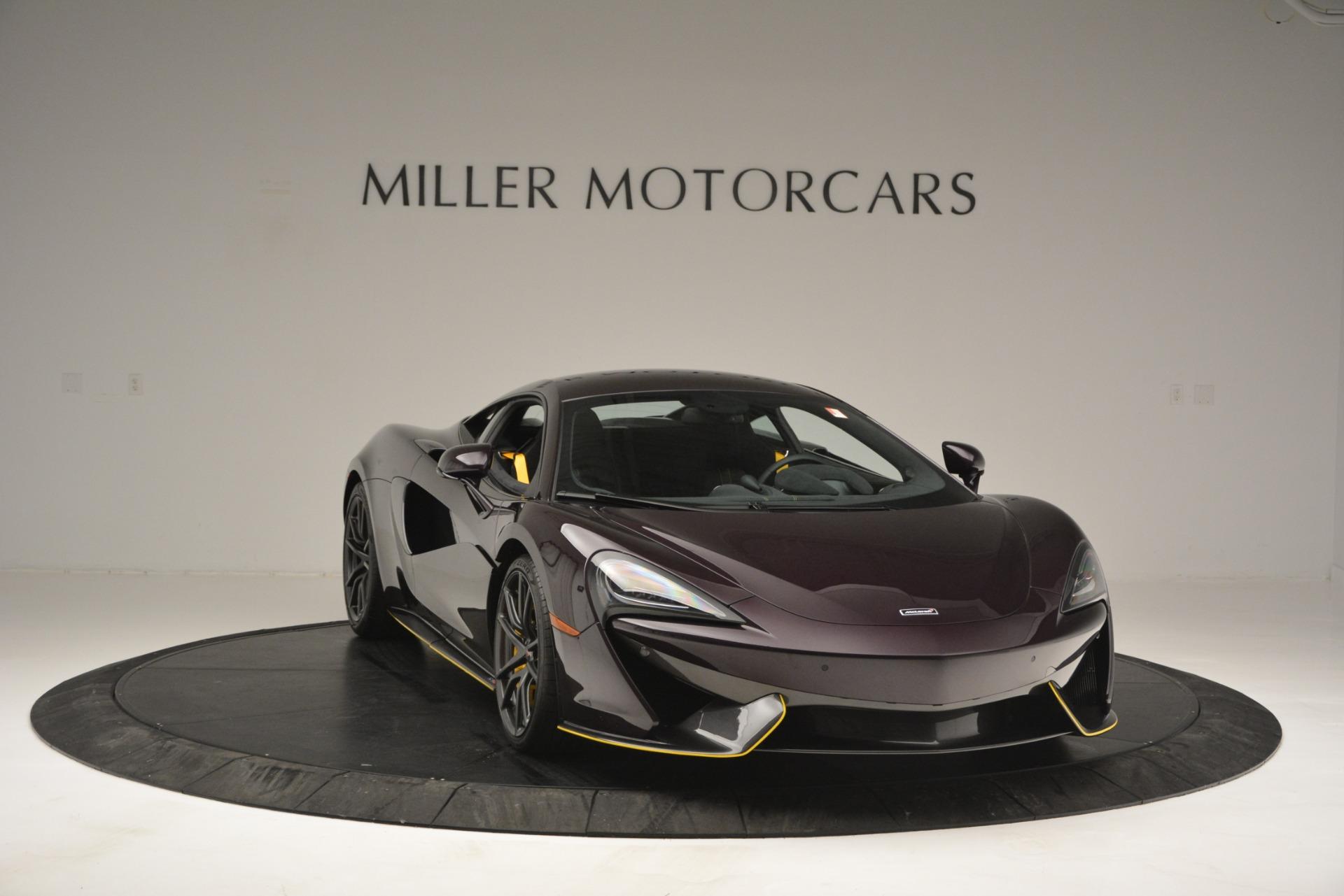 Used 2018 McLaren 570S  For Sale In Greenwich, CT. Alfa Romeo of Greenwich, MC353 2204_p11