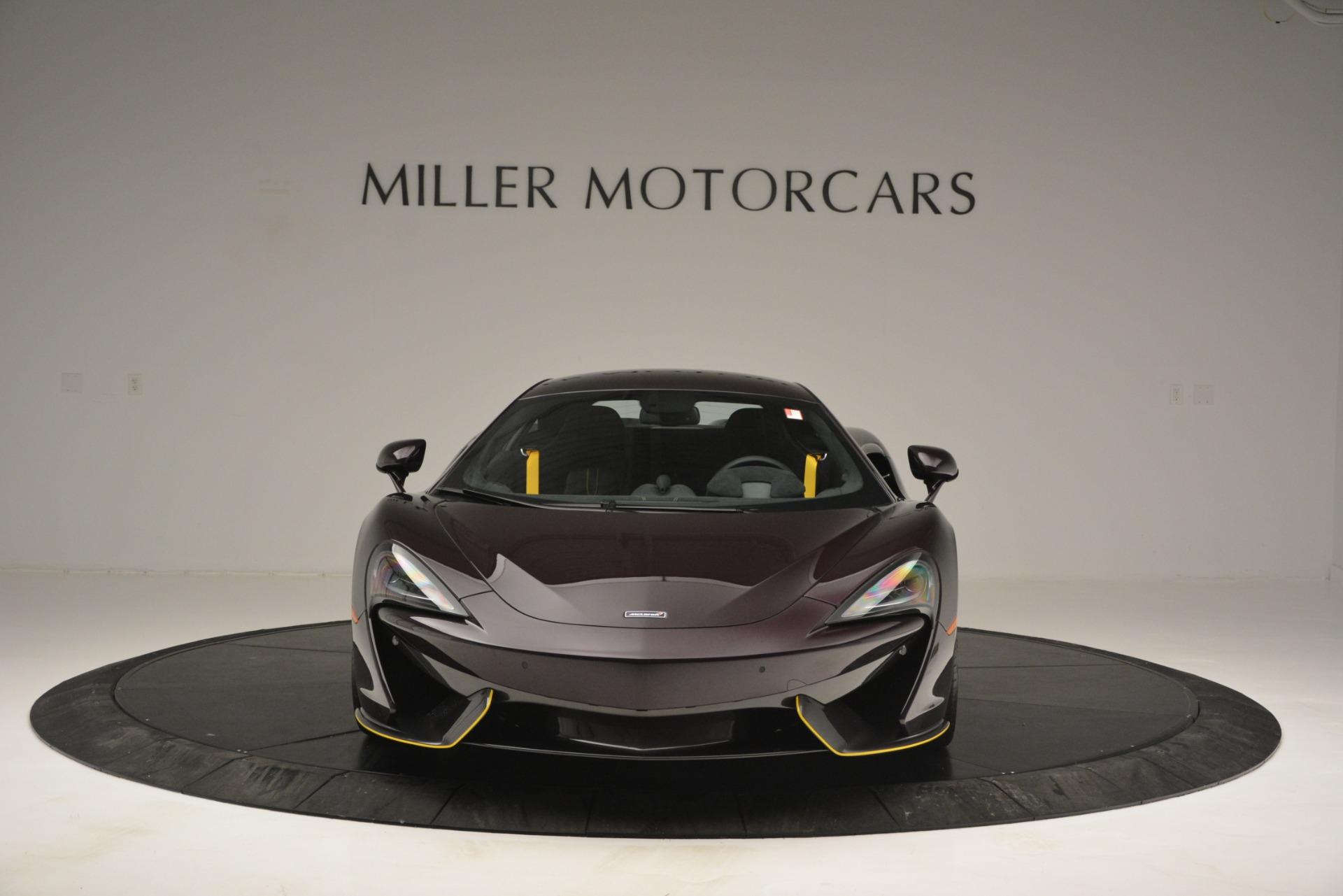 Used 2018 McLaren 570S  For Sale In Greenwich, CT. Alfa Romeo of Greenwich, MC353 2204_p12