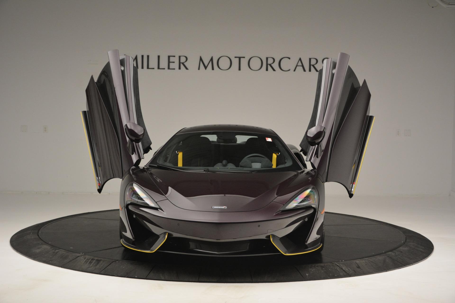 Used 2018 McLaren 570S  For Sale In Greenwich, CT. Alfa Romeo of Greenwich, MC353 2204_p13