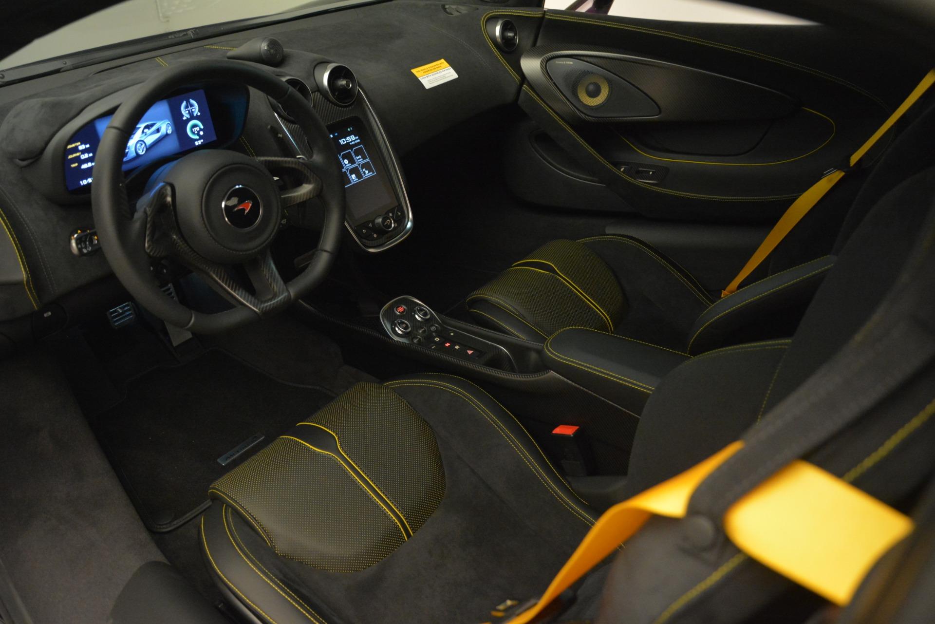 Used 2018 McLaren 570S  For Sale In Greenwich, CT. Alfa Romeo of Greenwich, MC353 2204_p15
