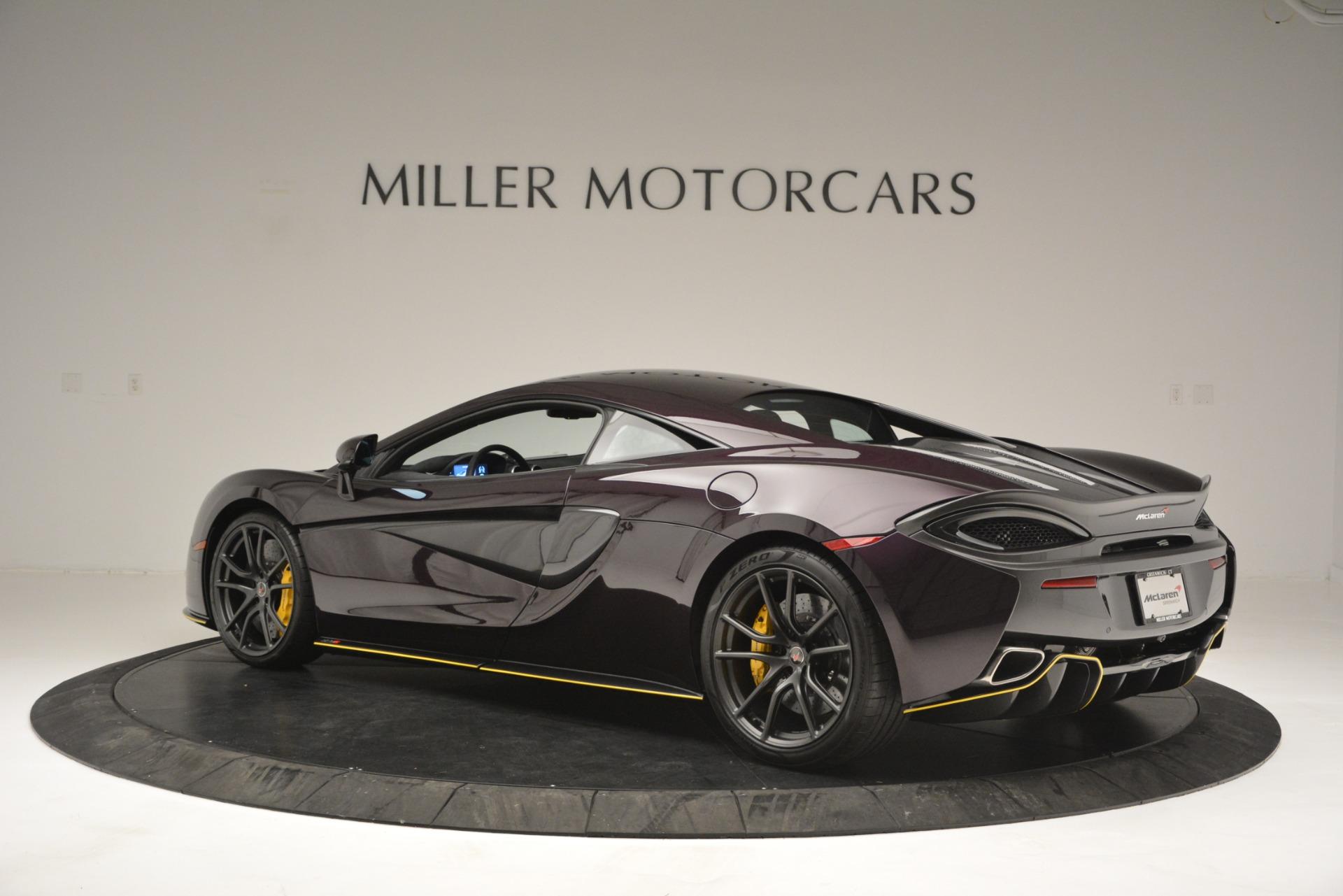 Used 2018 McLaren 570S  For Sale In Greenwich, CT. Alfa Romeo of Greenwich, MC353 2204_p4