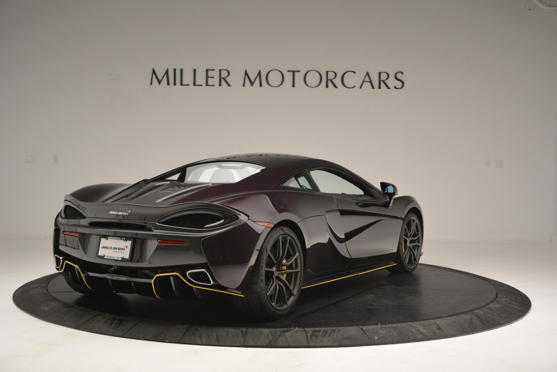 Used 2018 McLaren 570S  For Sale In Greenwich, CT. Alfa Romeo of Greenwich, MC353 2204_p7